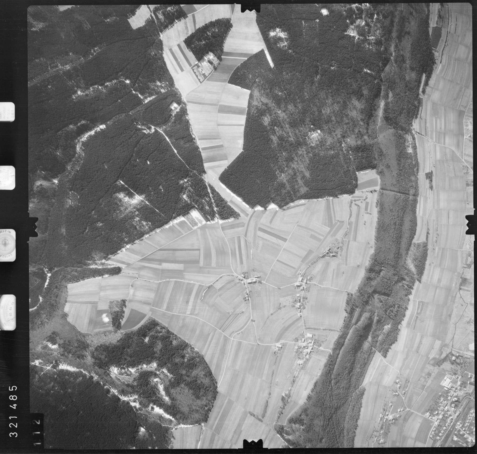 Luftbild: Film 53 Bildnr. 112, Bild 1