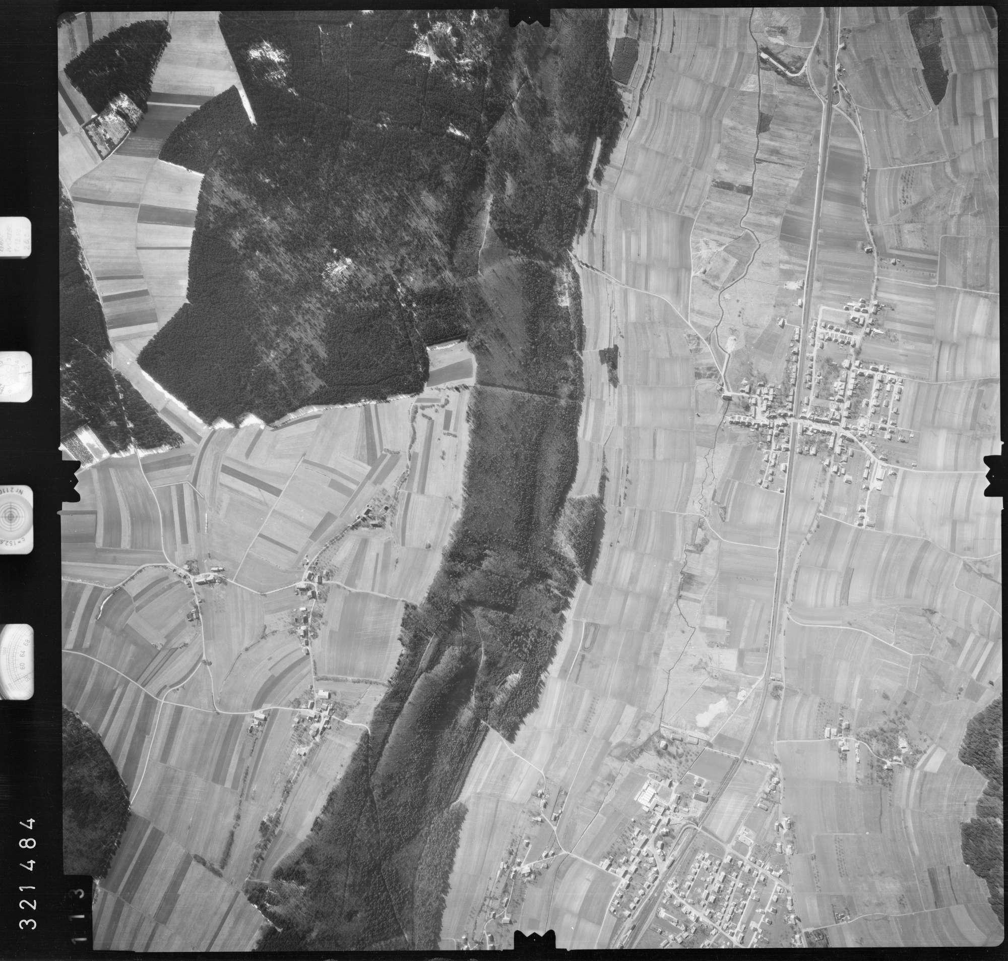 Luftbild: Film 53 Bildnr. 113, Bild 1