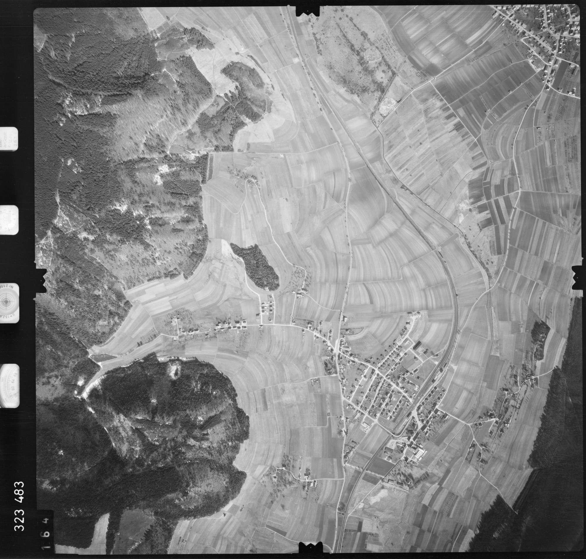 Luftbild: Film 53 Bildnr. 164, Bild 1
