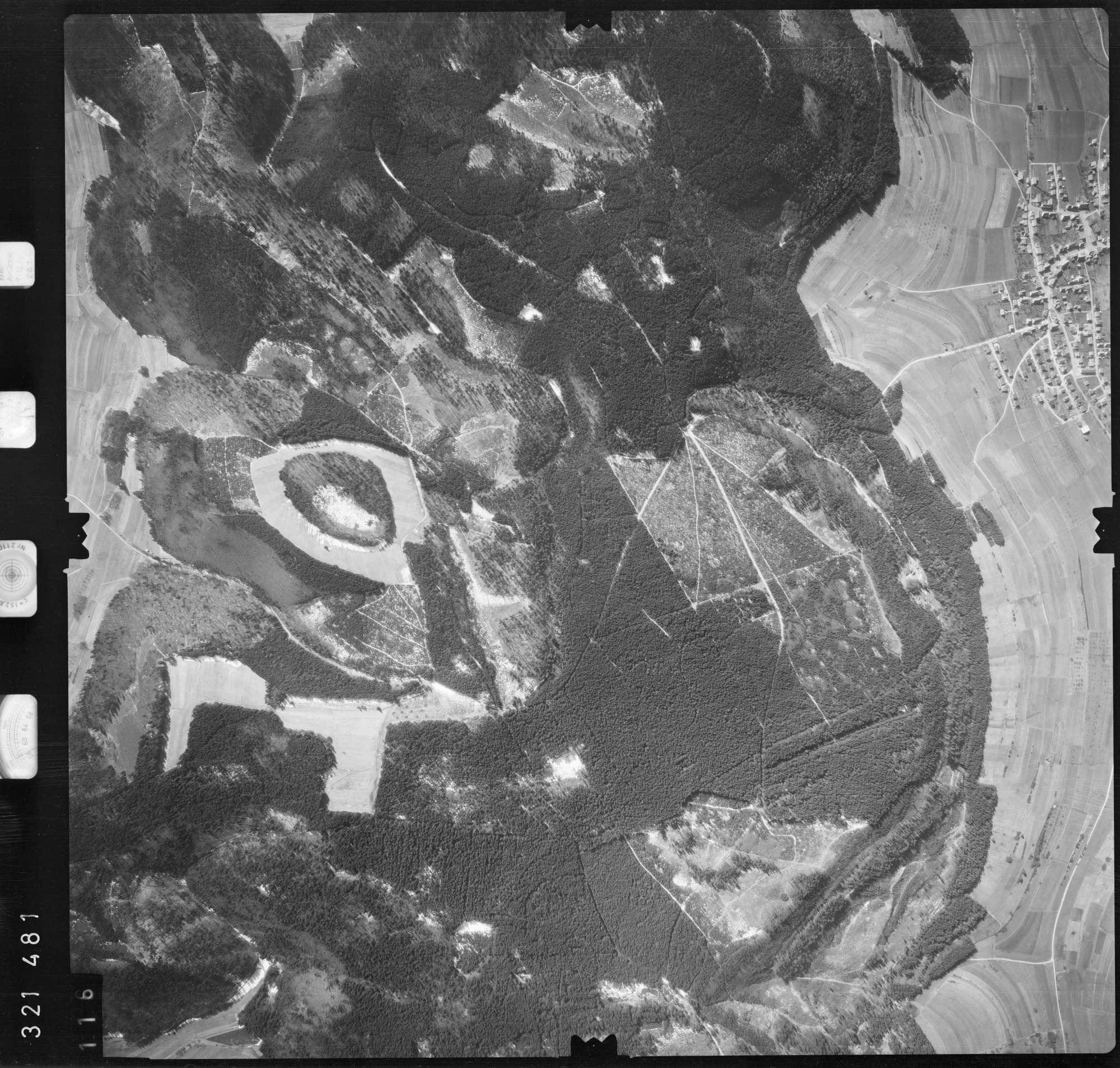Luftbild: Film 53 Bildnr. 116, Bild 1