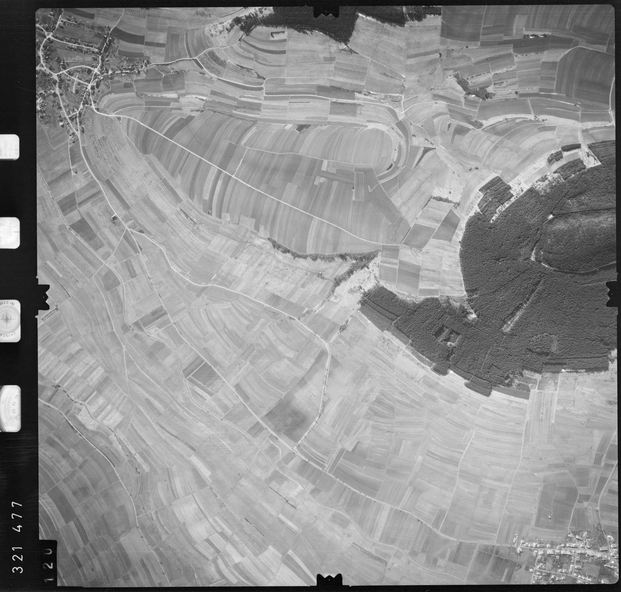 Luftbild: Film 53 Bildnr. 120, Bild 1