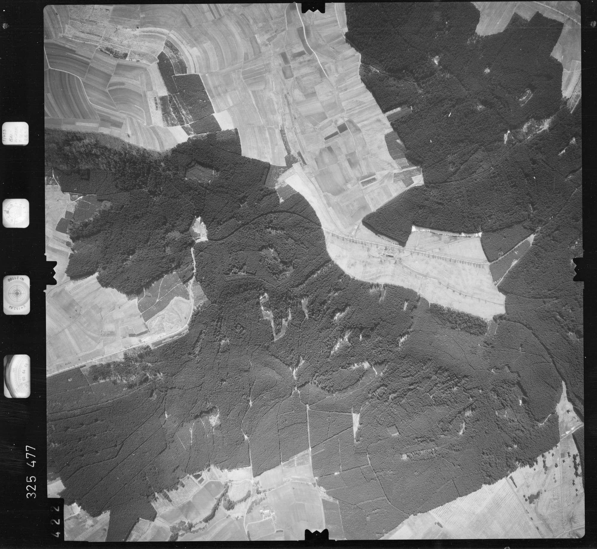 Luftbild: Film 52 Bildnr. 422, Bild 1