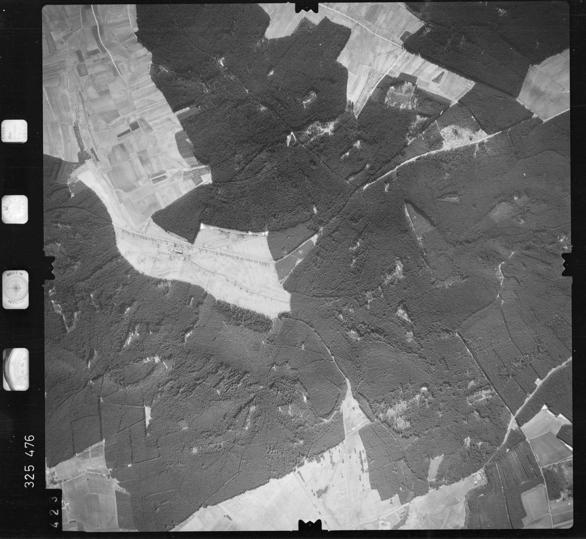 Luftbild: Film 52 Bildnr. 423, Bild 1