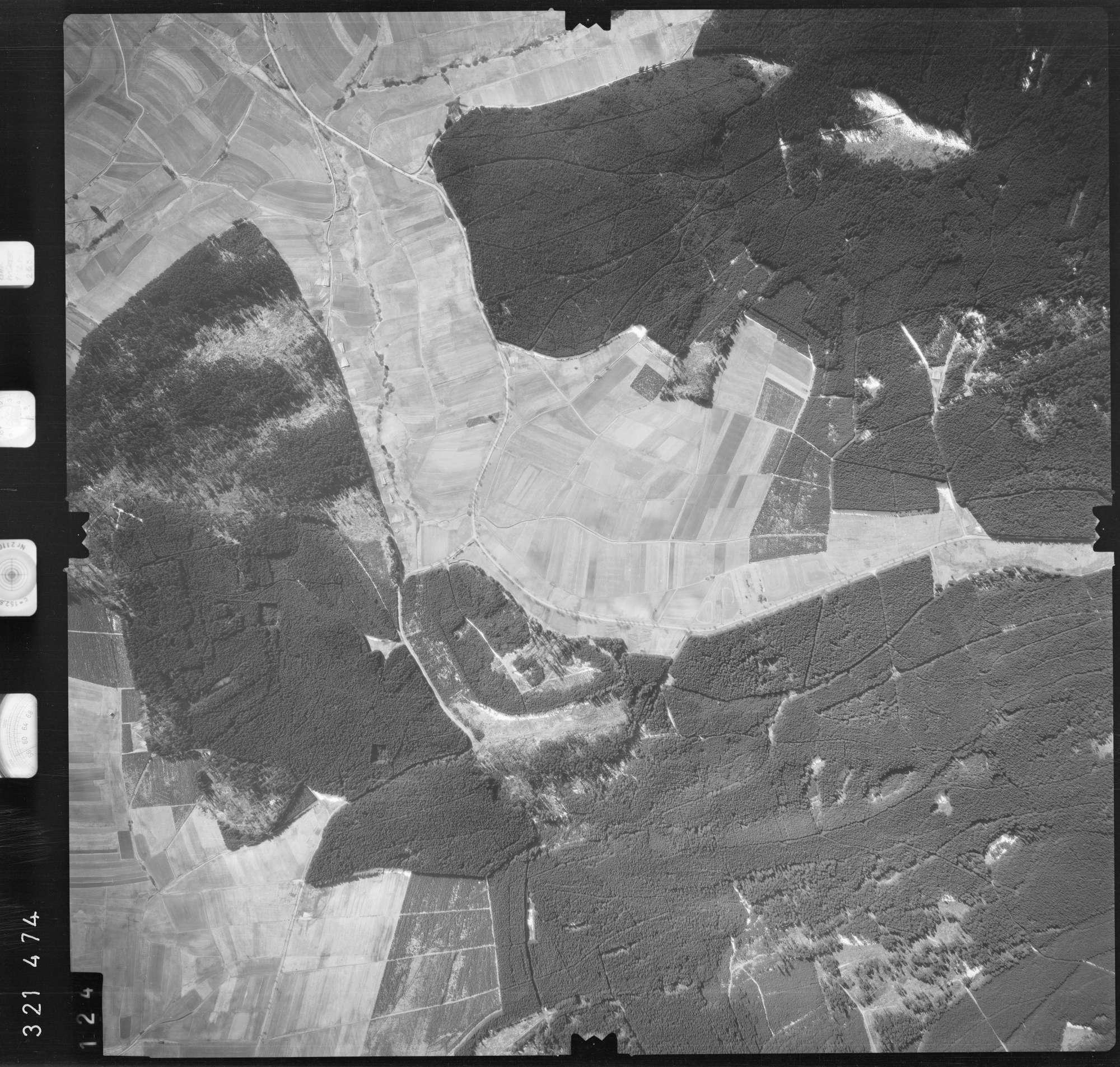 Luftbild: Film 53 Bildnr. 124, Bild 1
