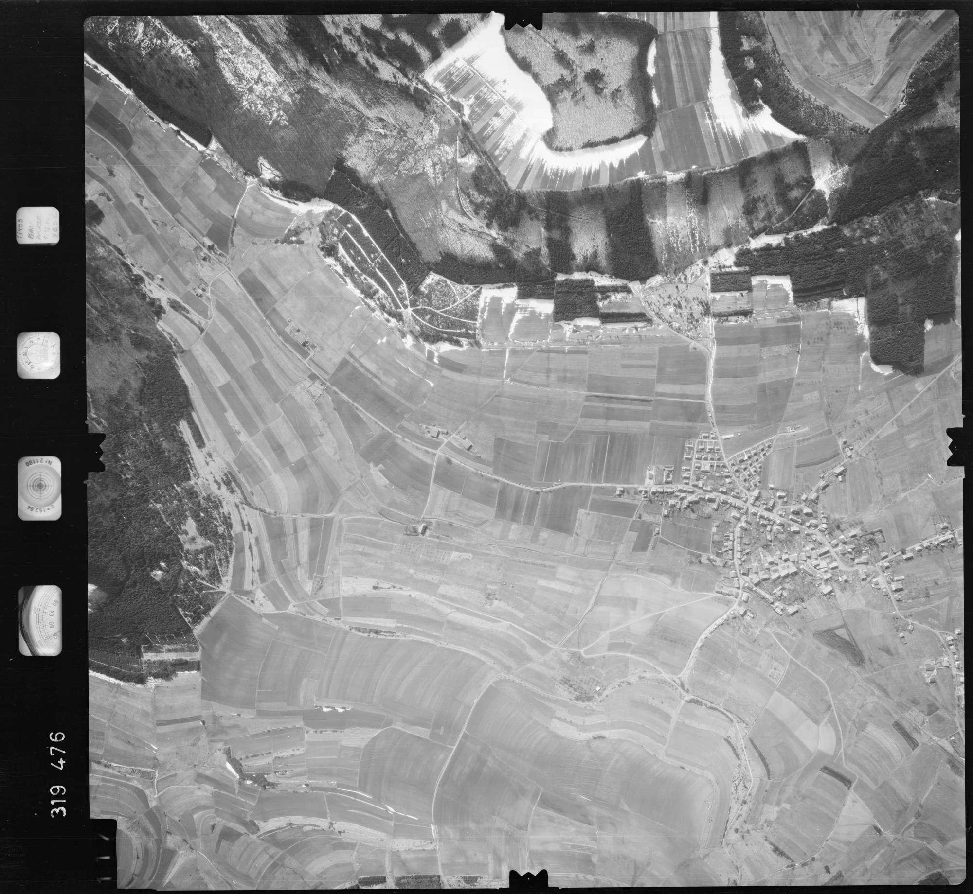 Luftbild: Film 57 Bildnr. 117, Bild 1