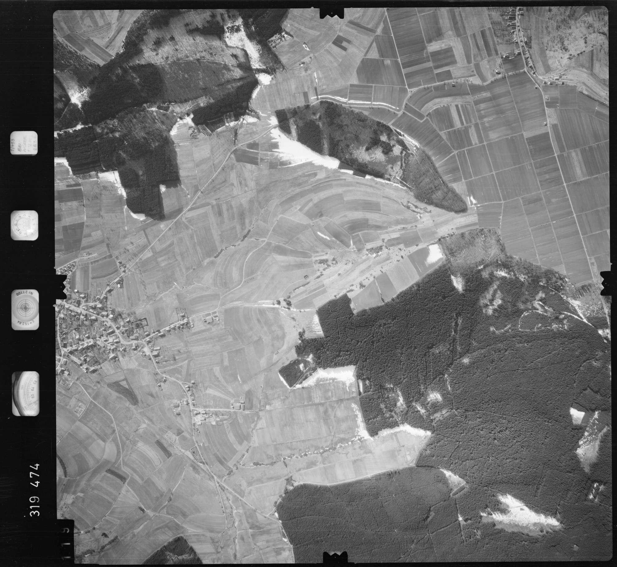 Luftbild: Film 57 Bildnr. 119, Bild 1
