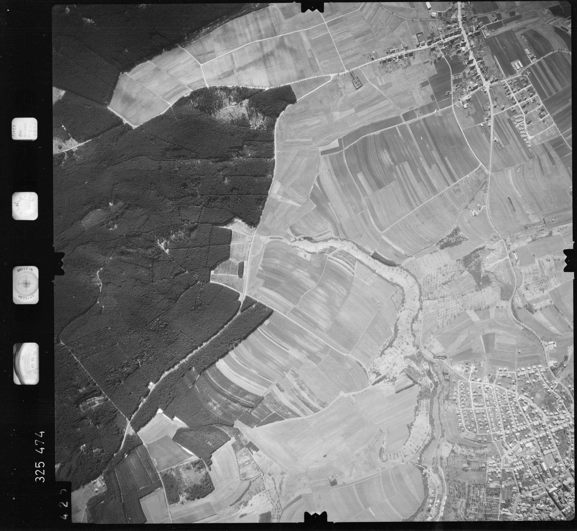 Luftbild: Film 52 Bildnr. 425, Bild 1