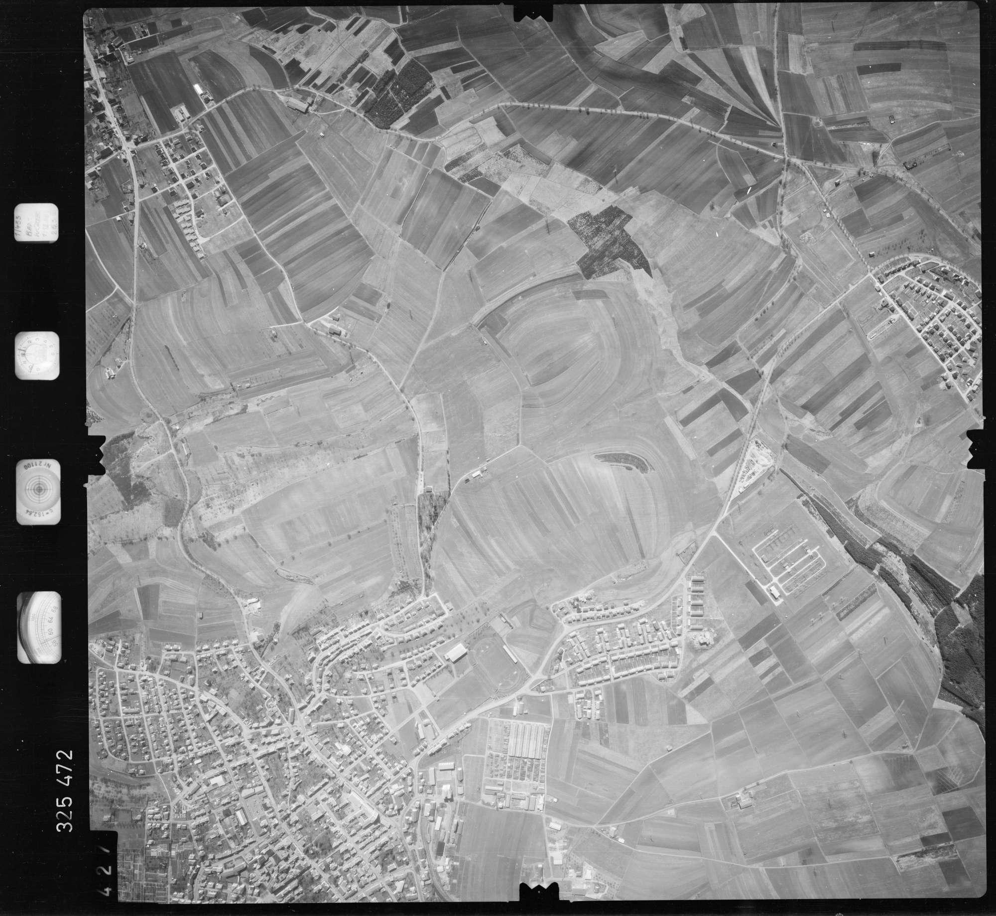 Luftbild: Film 52 Bildnr. 427, Bild 1