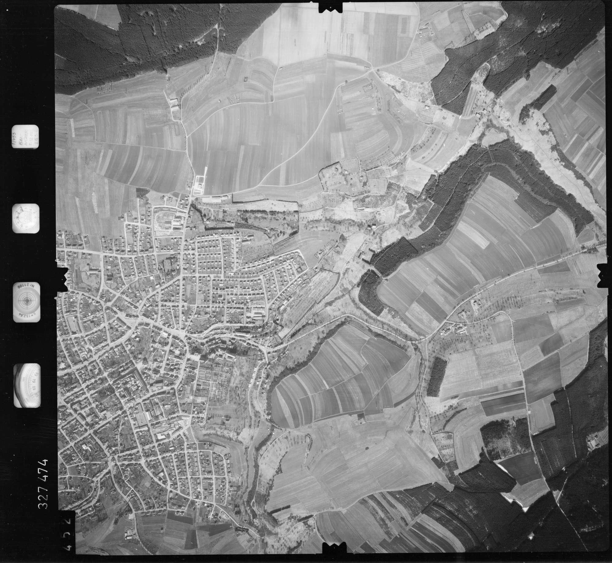 Luftbild: Film 52 Bildnr. 452, Bild 1