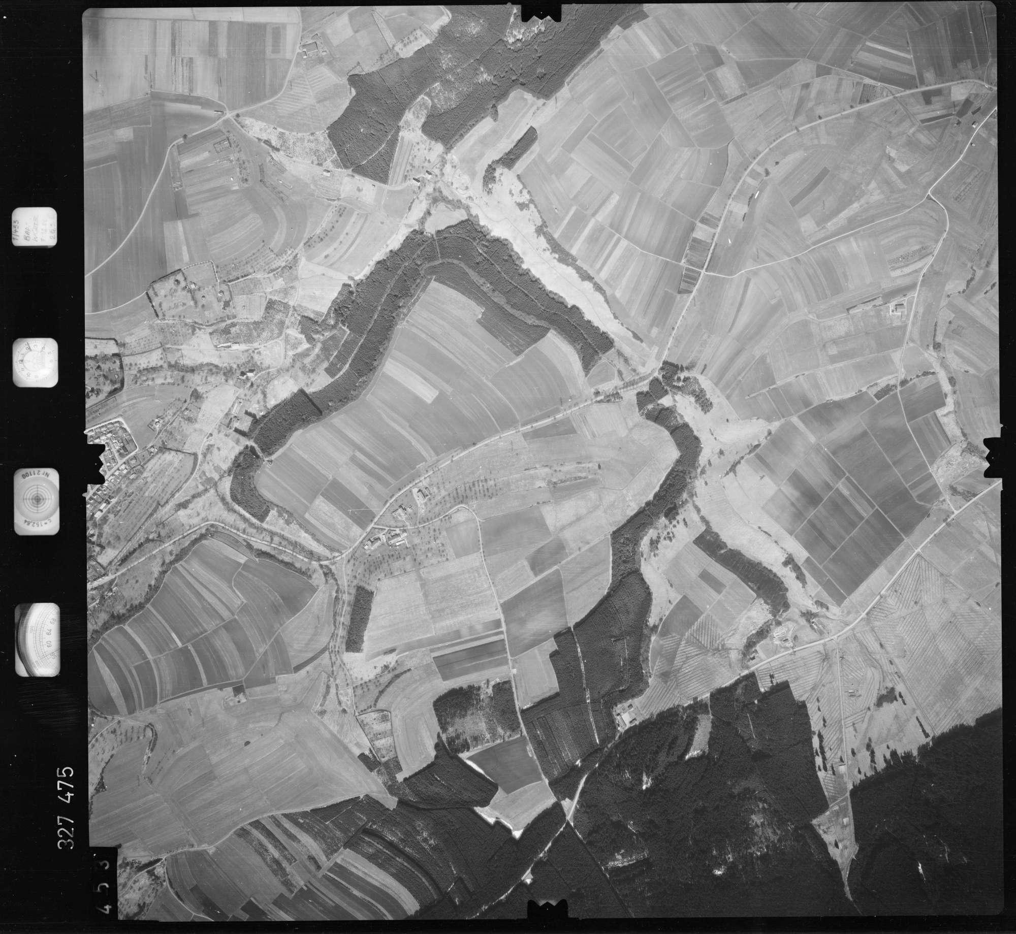 Luftbild: Film 52 Bildnr. 453, Bild 1