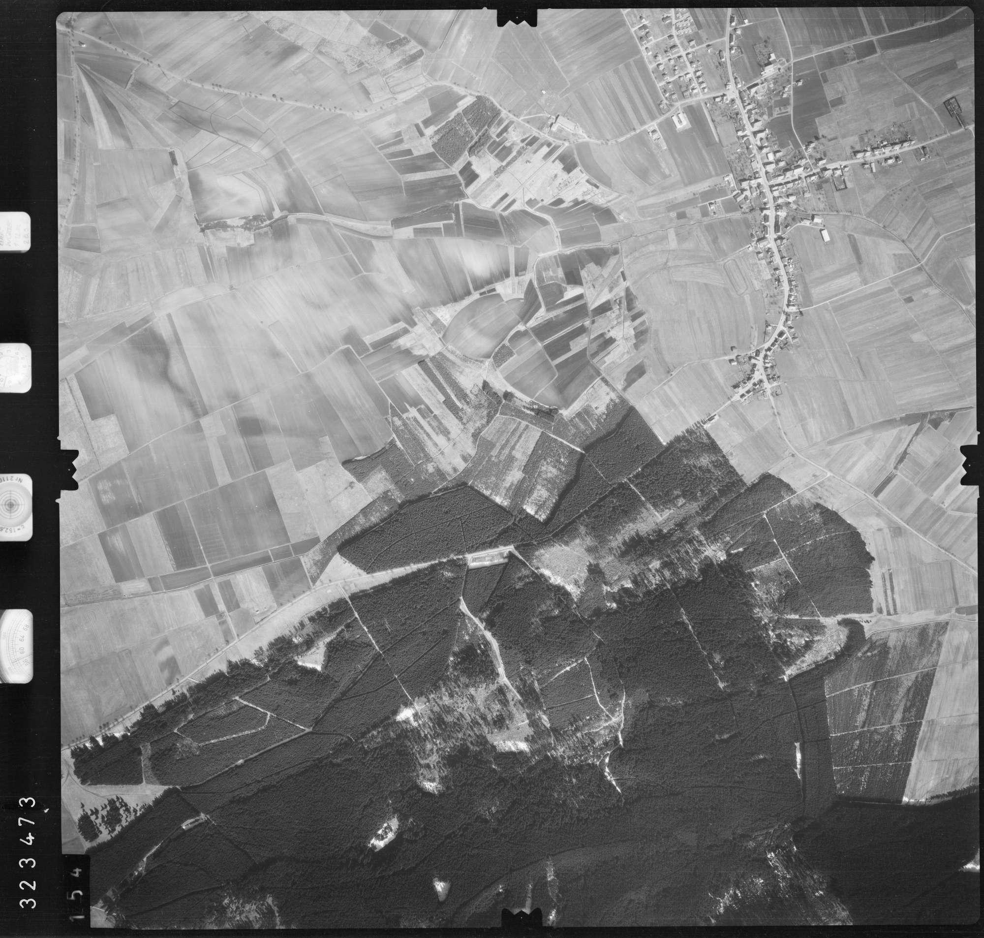 Luftbild: Film 53 Bildnr. 154, Bild 1
