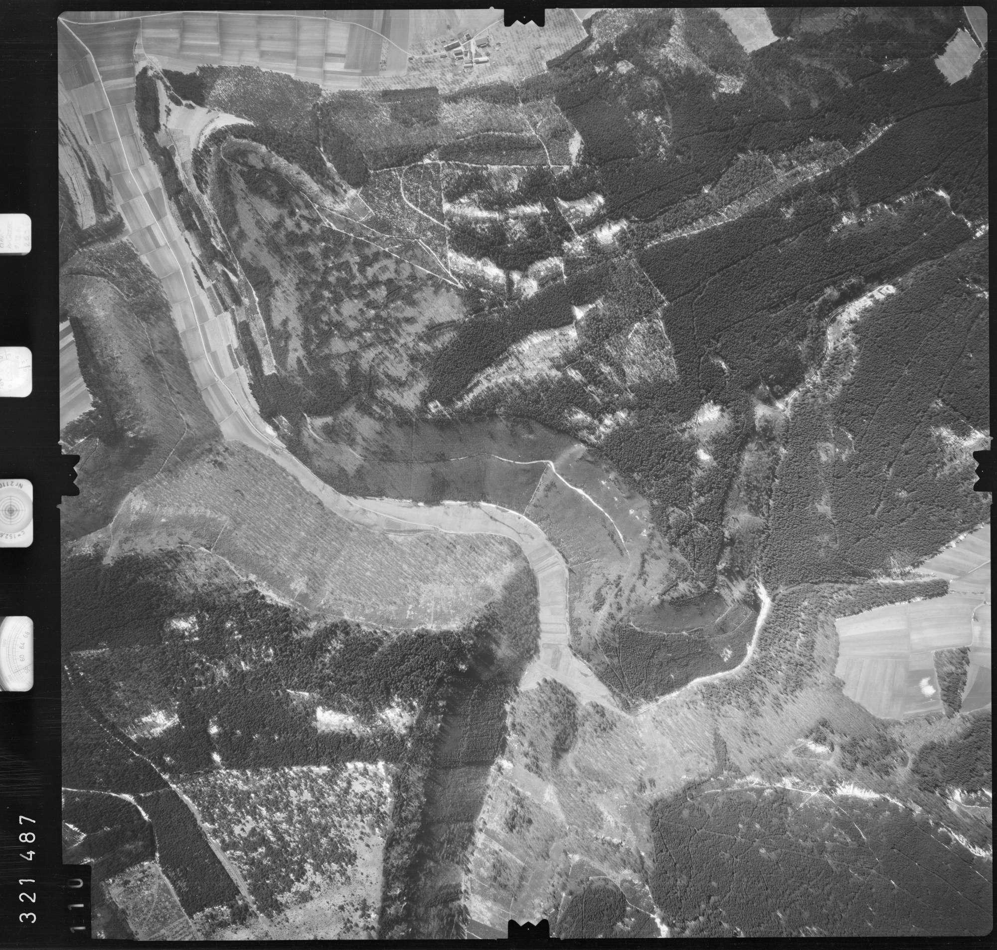 Luftbild: Film 53 Bildnr. 110, Bild 1