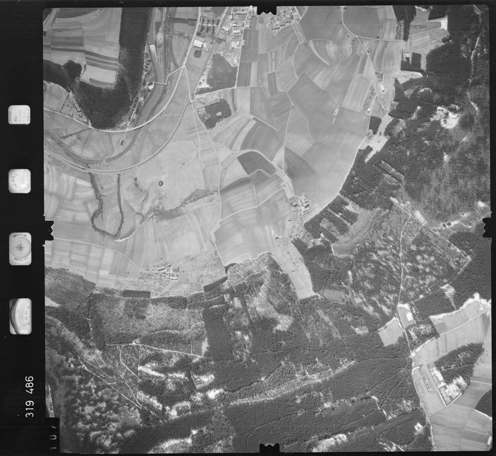 Luftbild: Film 57 Bildnr. 107, Bild 1