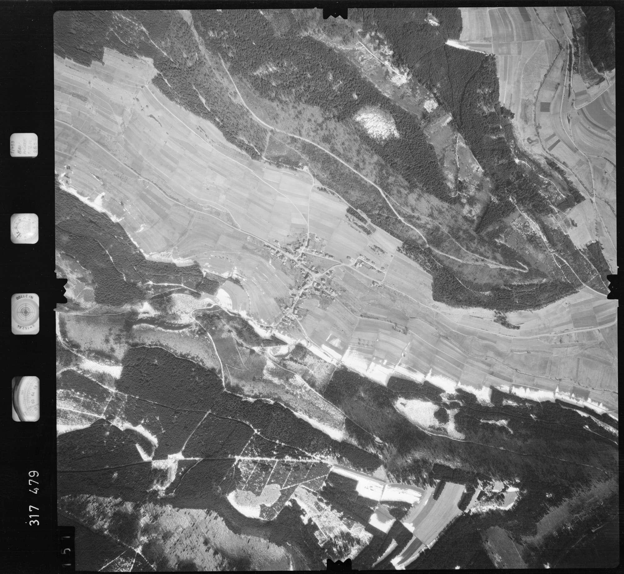 Luftbild: Film 57 Bildnr. 151, Bild 1