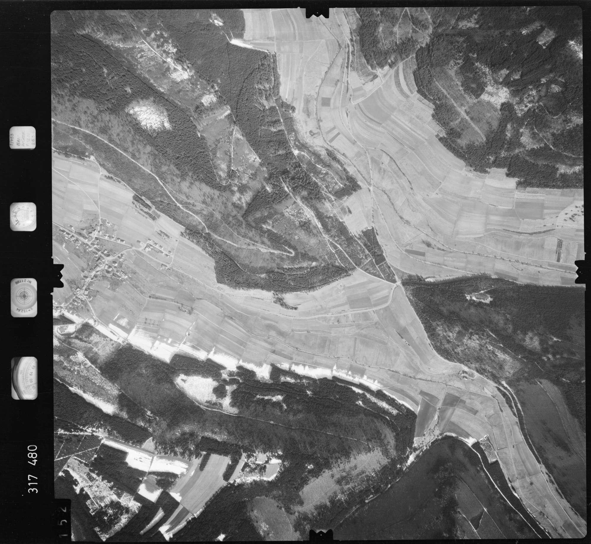 Luftbild: Film 57 Bildnr. 152, Bild 1