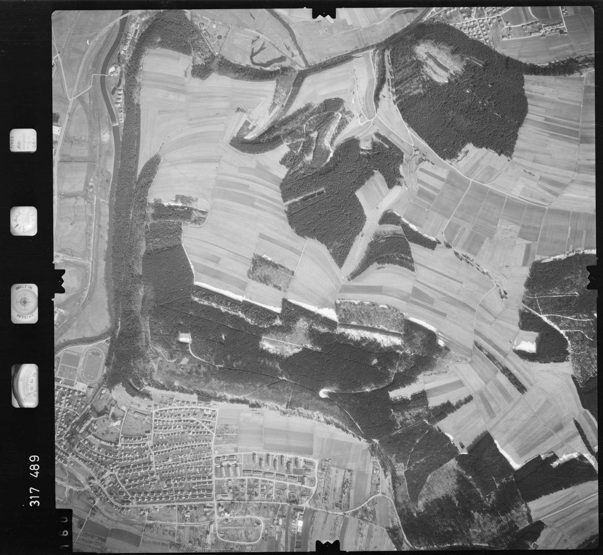 Luftbild: Film 57 Bildnr. 160, Bild 1