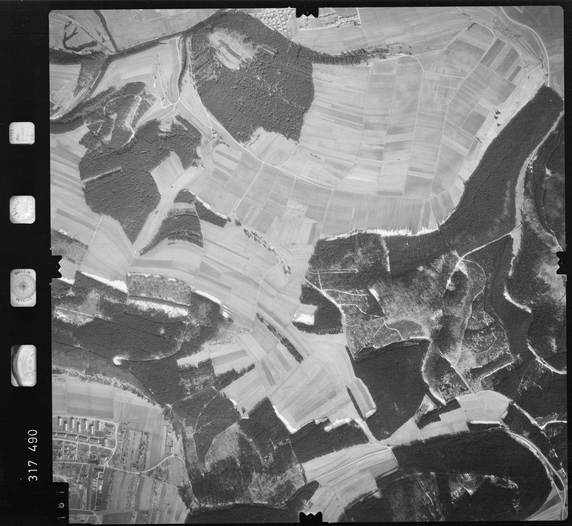 Luftbild: Film 57 Bildnr. 161, Bild 1