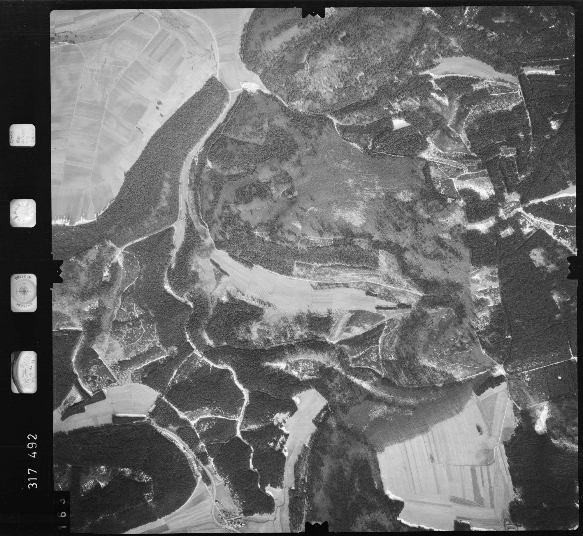 Luftbild: Film 57 Bildnr. 163, Bild 1