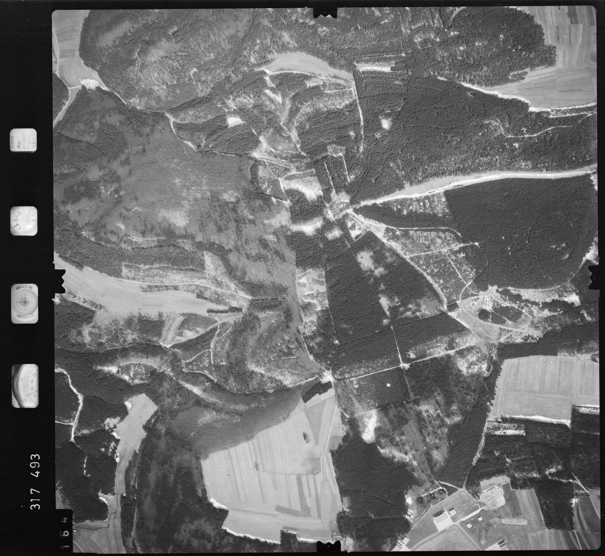 Luftbild: Film 57 Bildnr. 164, Bild 1