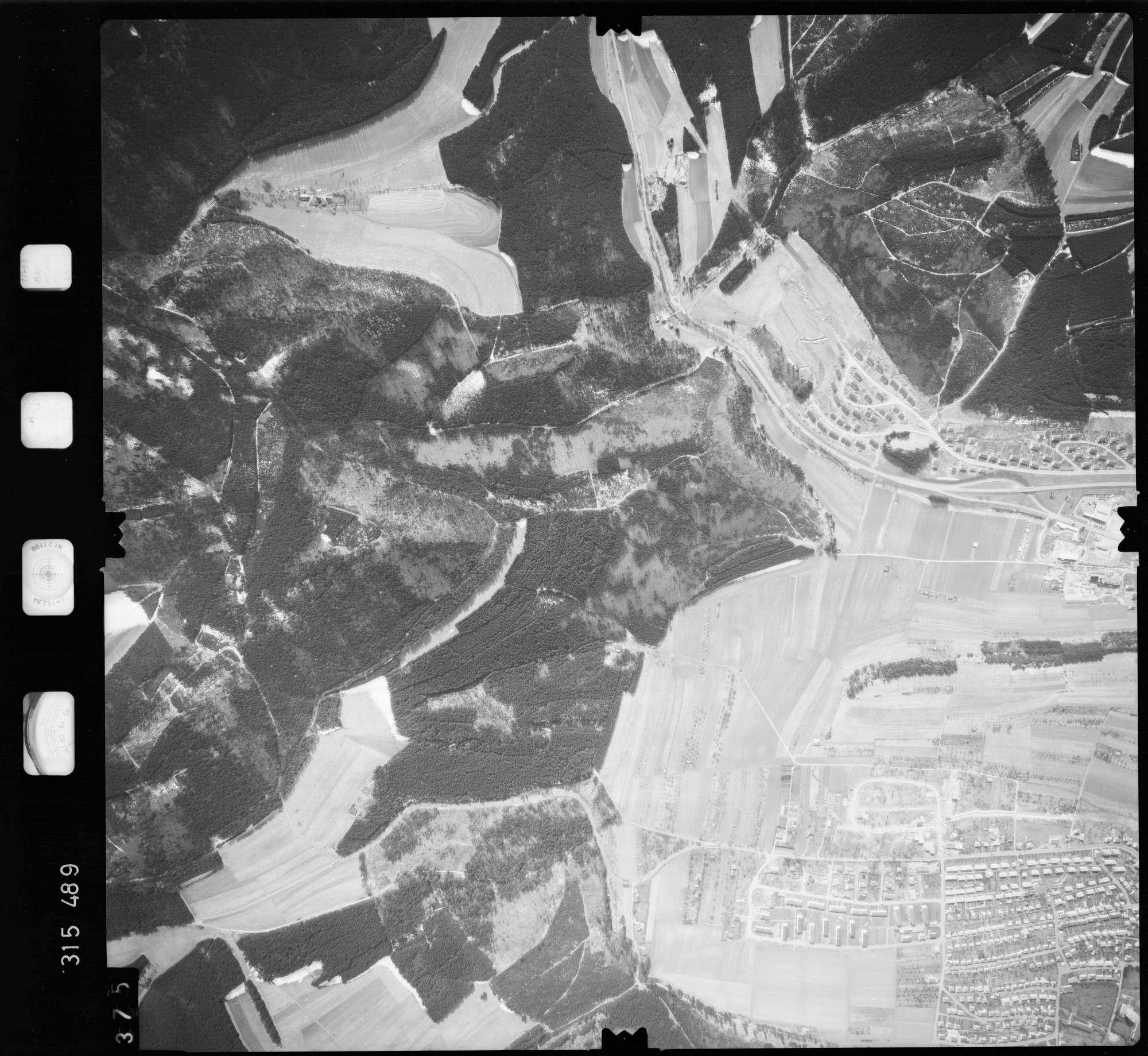 Luftbild: Film 58 Bildnr. 375, Bild 1