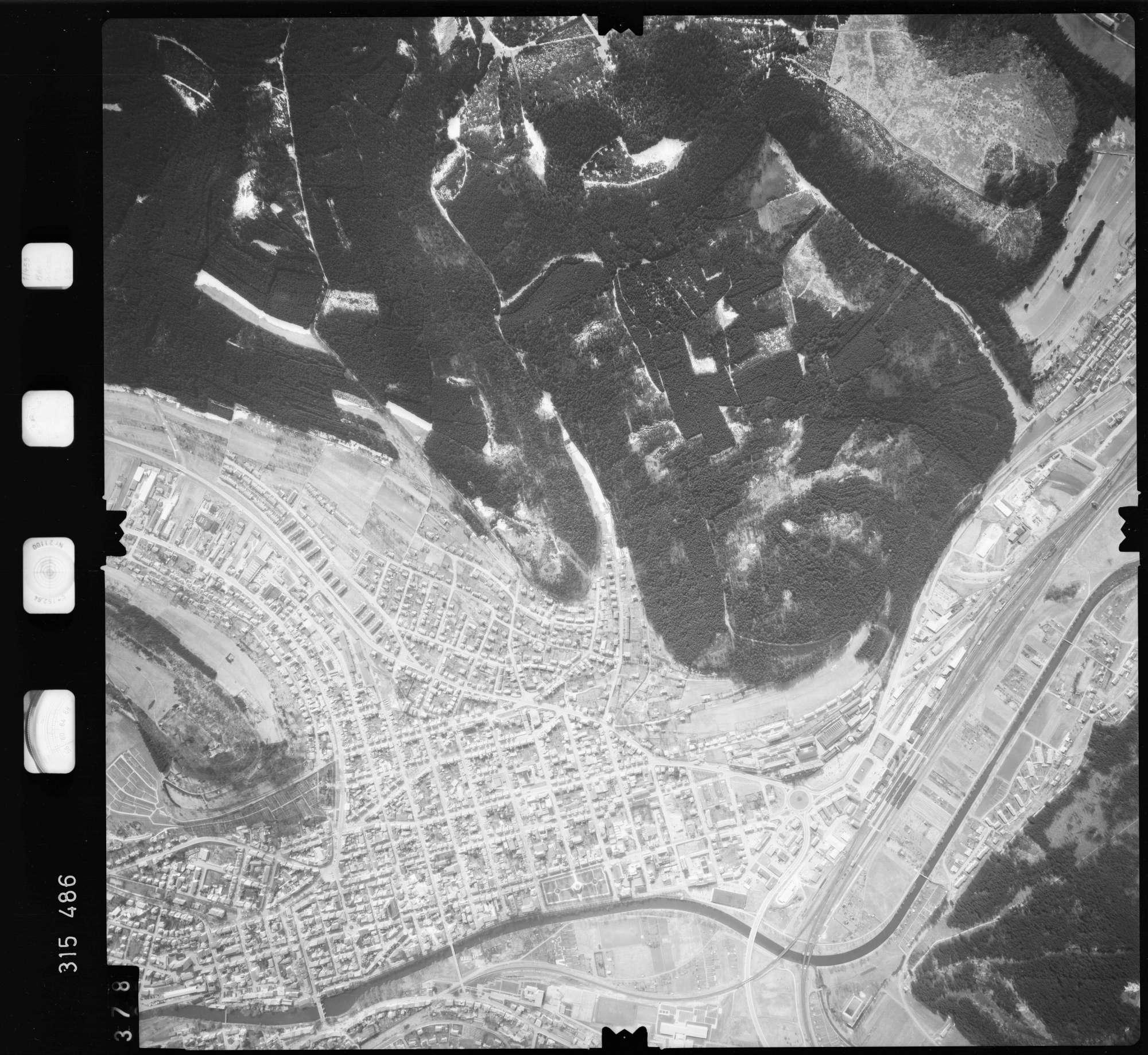 Luftbild: Film 58 Bildnr. 378, Bild 1