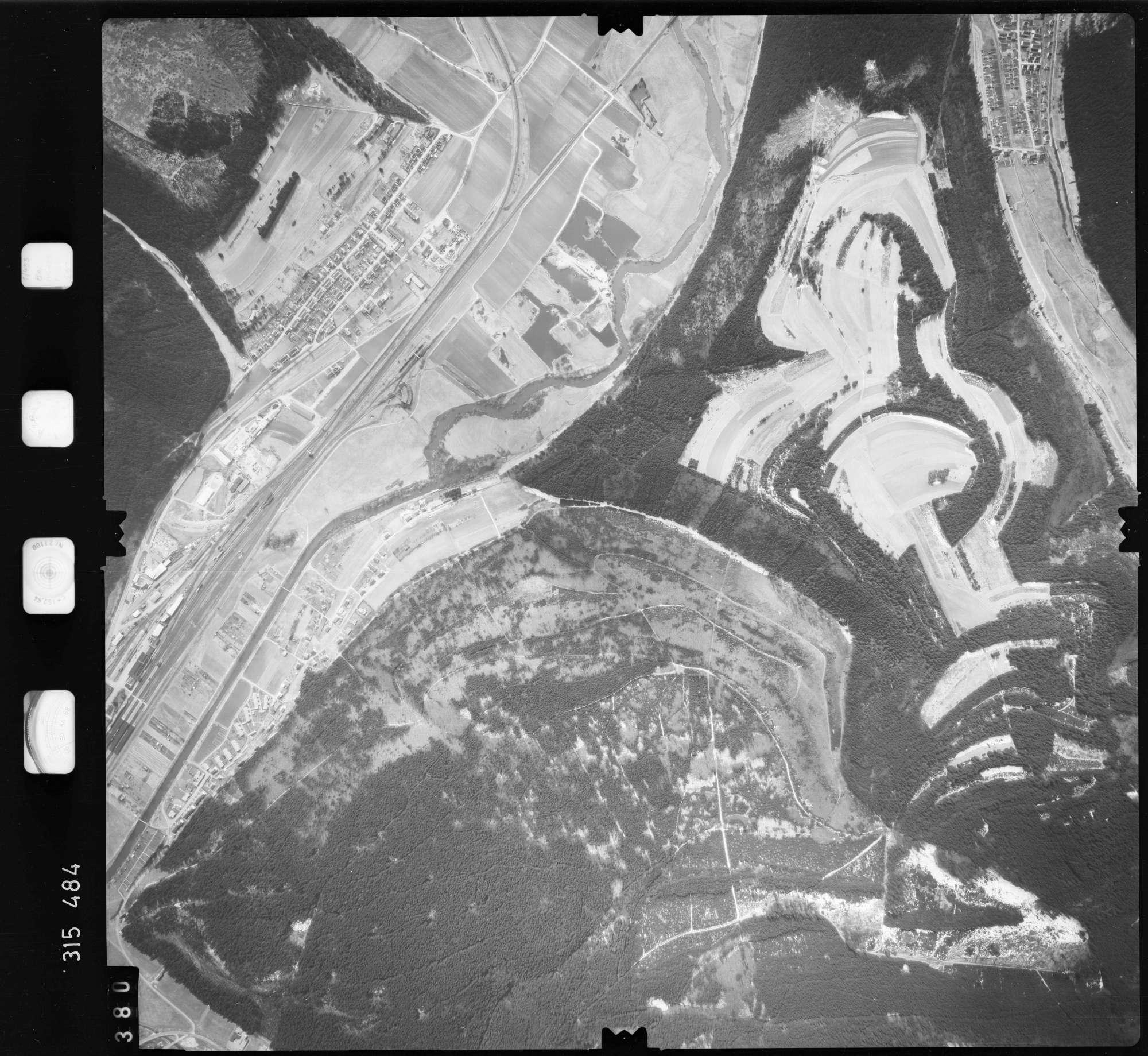 Luftbild: Film 58 Bildnr. 380, Bild 1