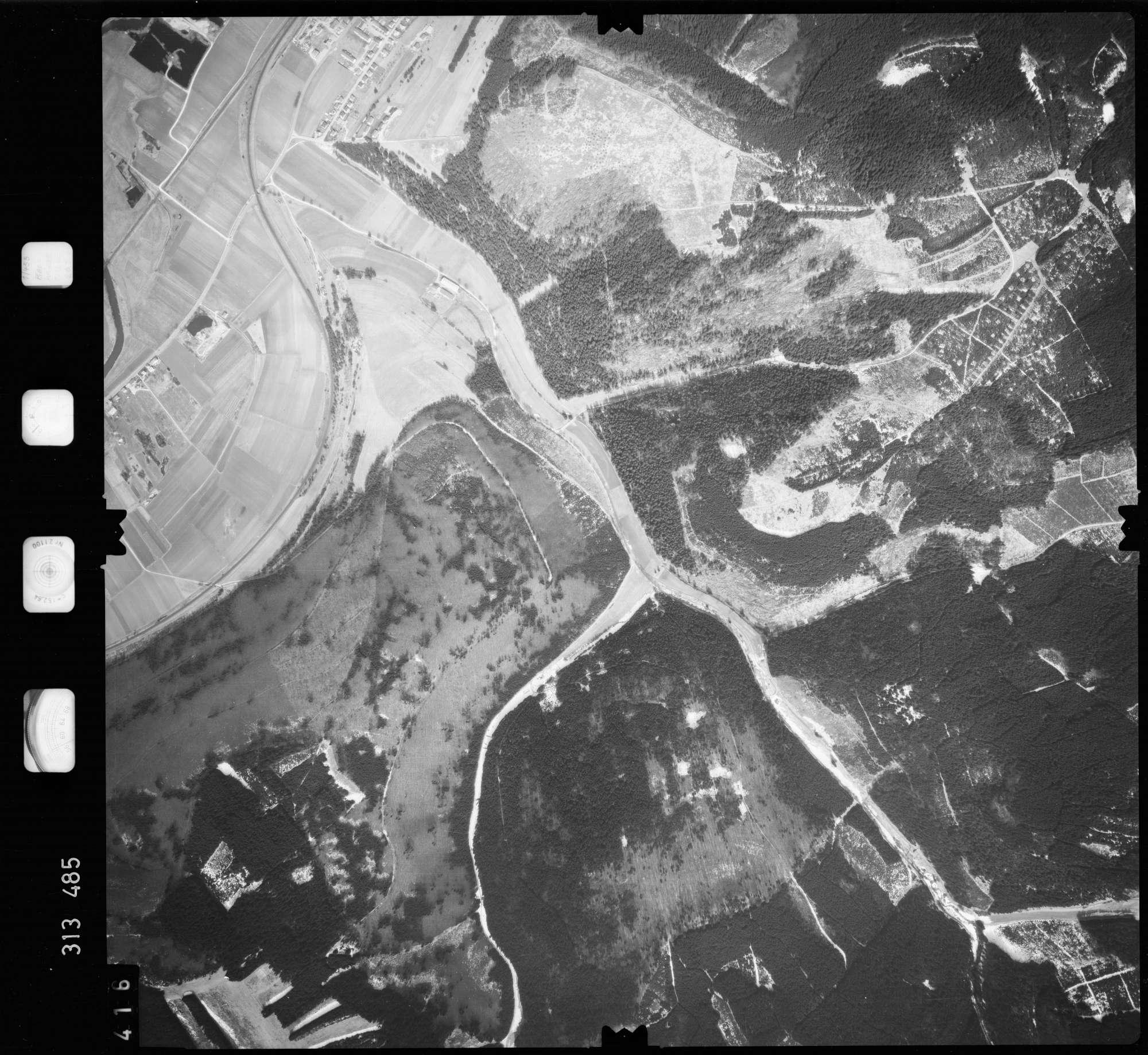 Luftbild: Film 58 Bildnr. 416, Bild 1