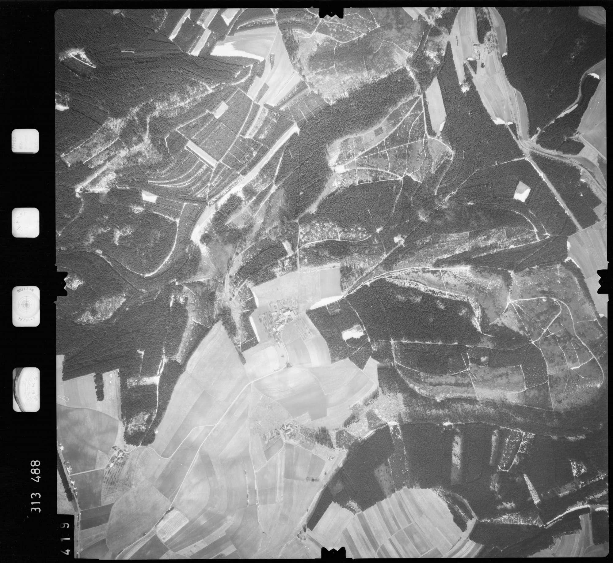 Luftbild: Film 58 Bildnr. 419, Bild 1