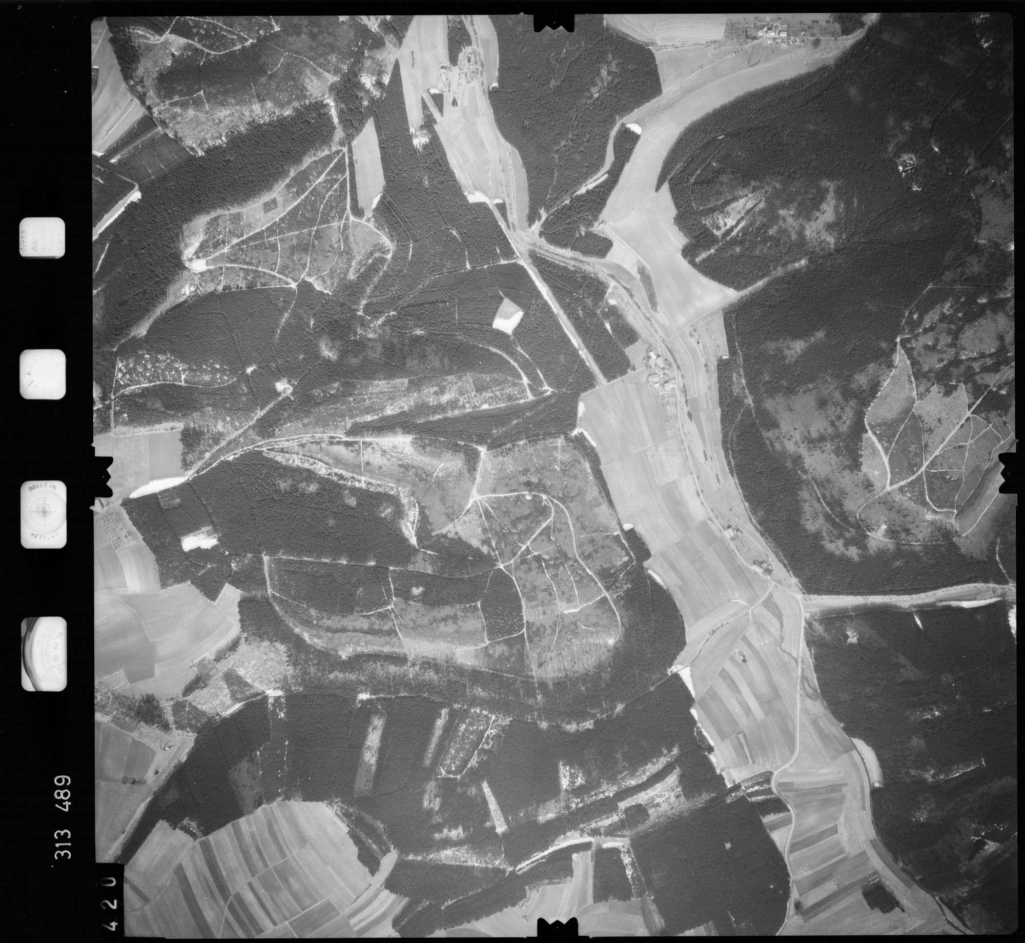 Luftbild: Film 58 Bildnr. 420, Bild 1