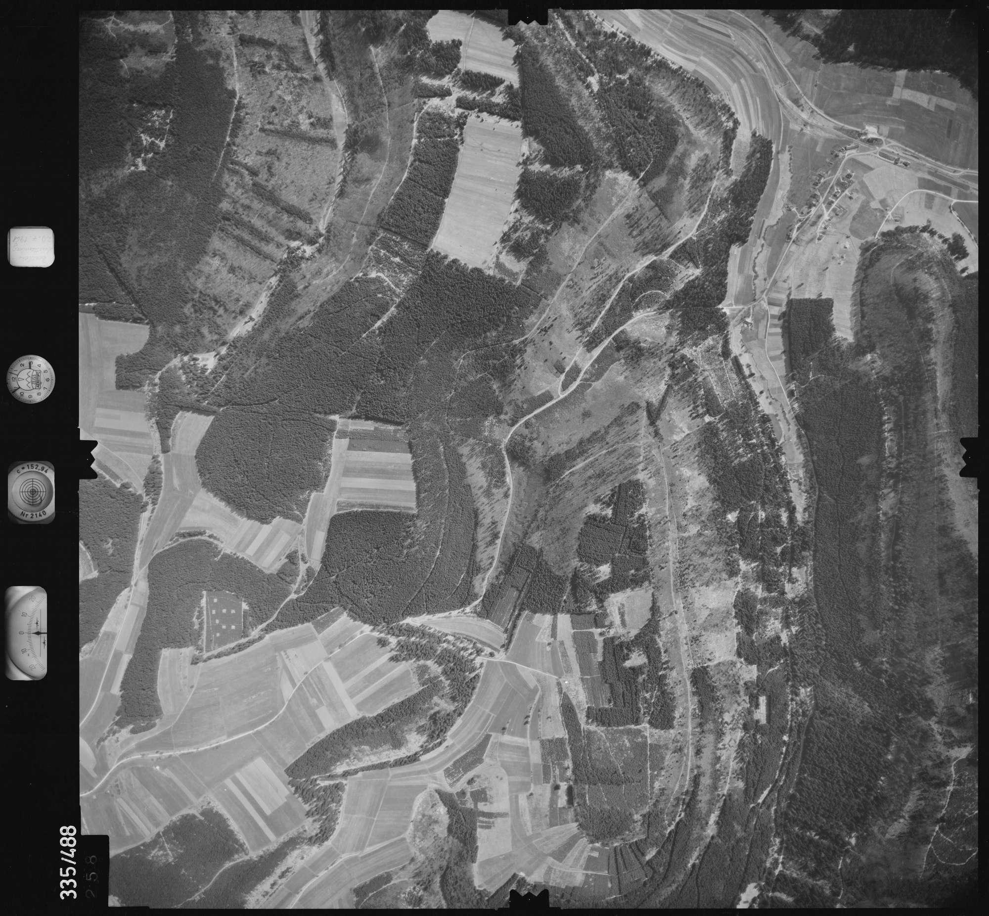Luftbild: Film 15 Bildnr. 258, Bild 1