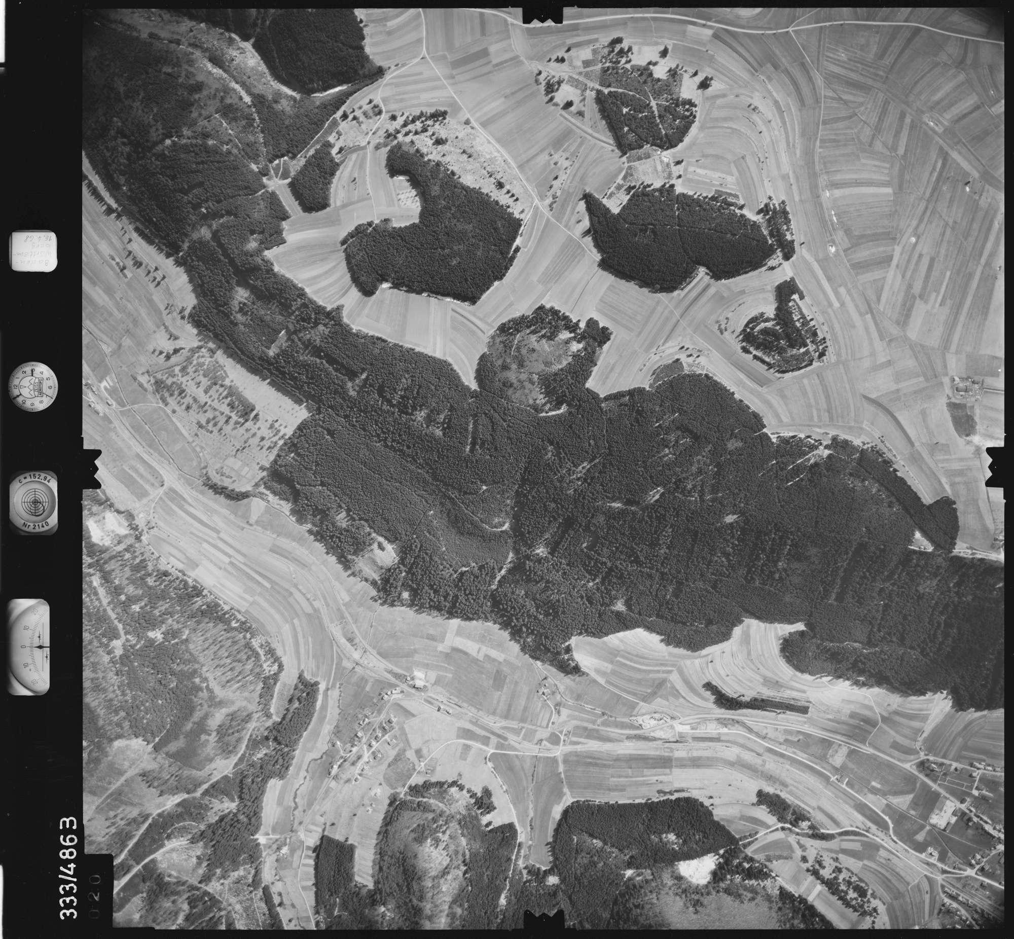 Luftbild: Film 49 Bildnr. 20, Bild 1