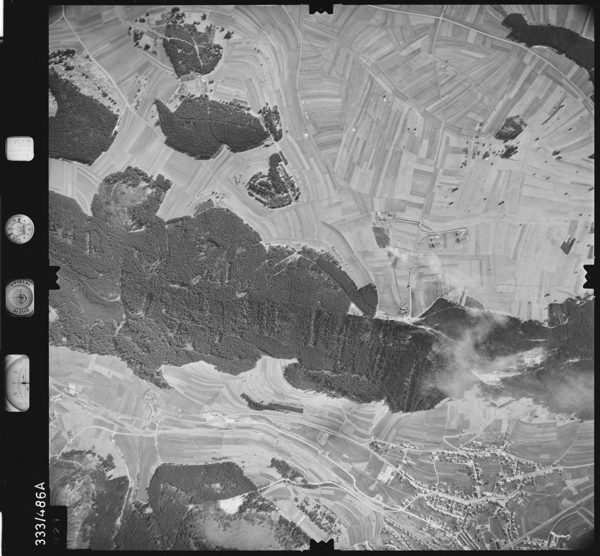 Luftbild: Film 49 Bildnr. 21, Bild 1