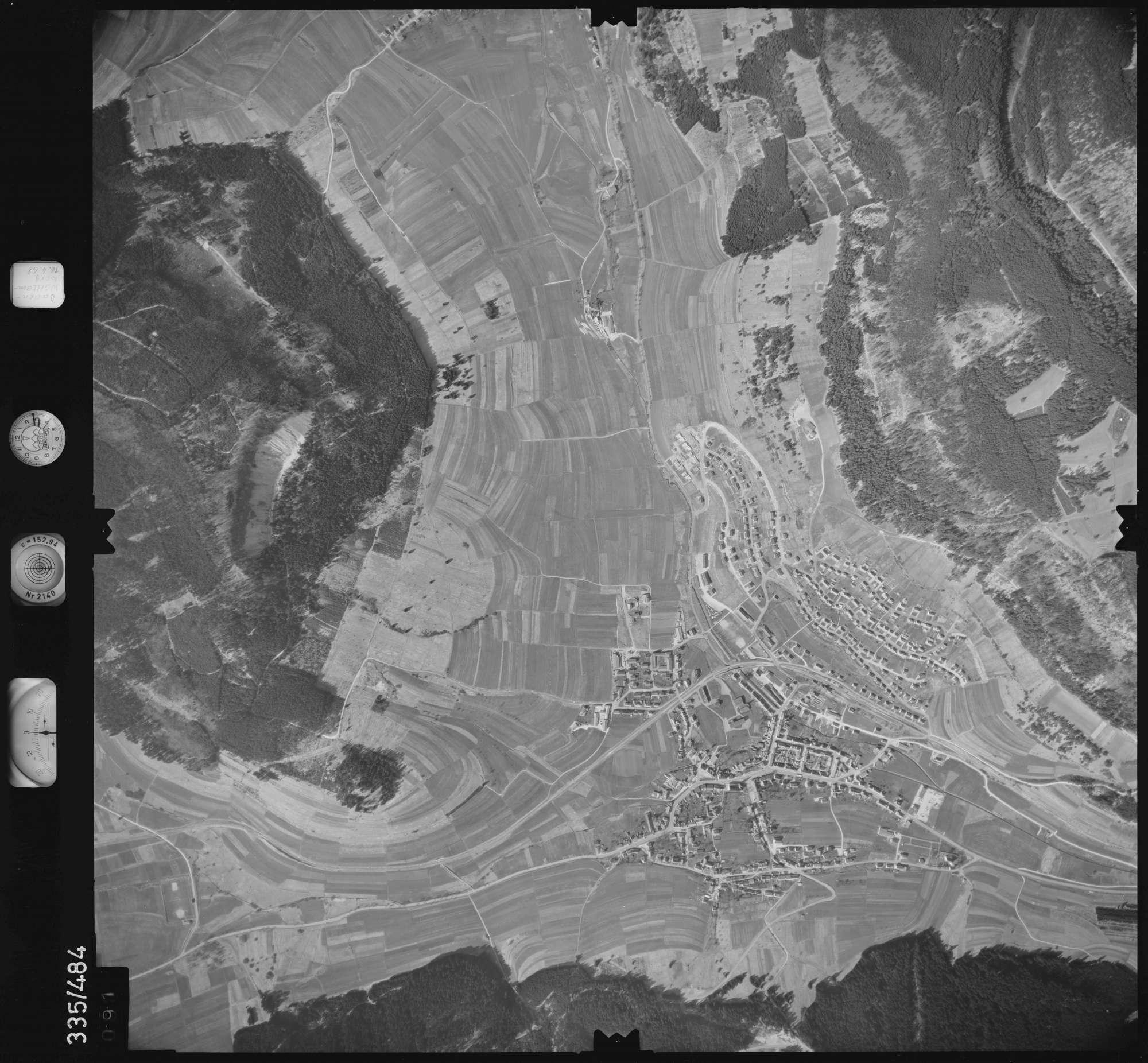 Luftbild: Film 49 Bildnr. 91, Bild 1