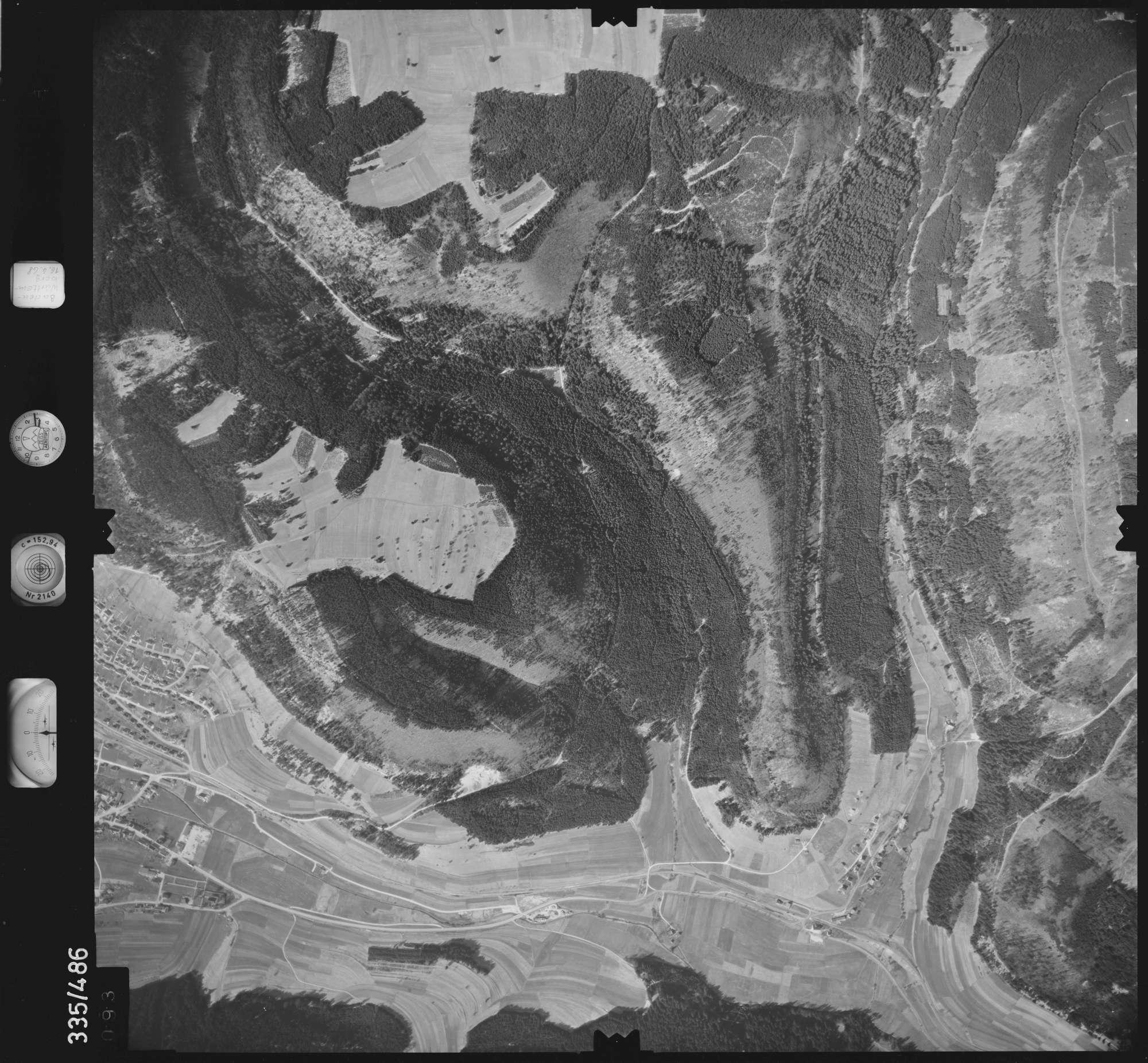 Luftbild: Film 49 Bildnr. 93, Bild 1