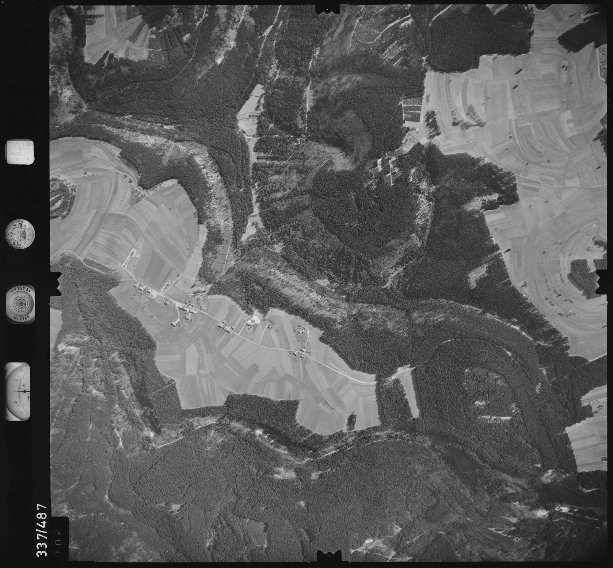 Luftbild: Film 49 Bildnr. 102, Bild 1