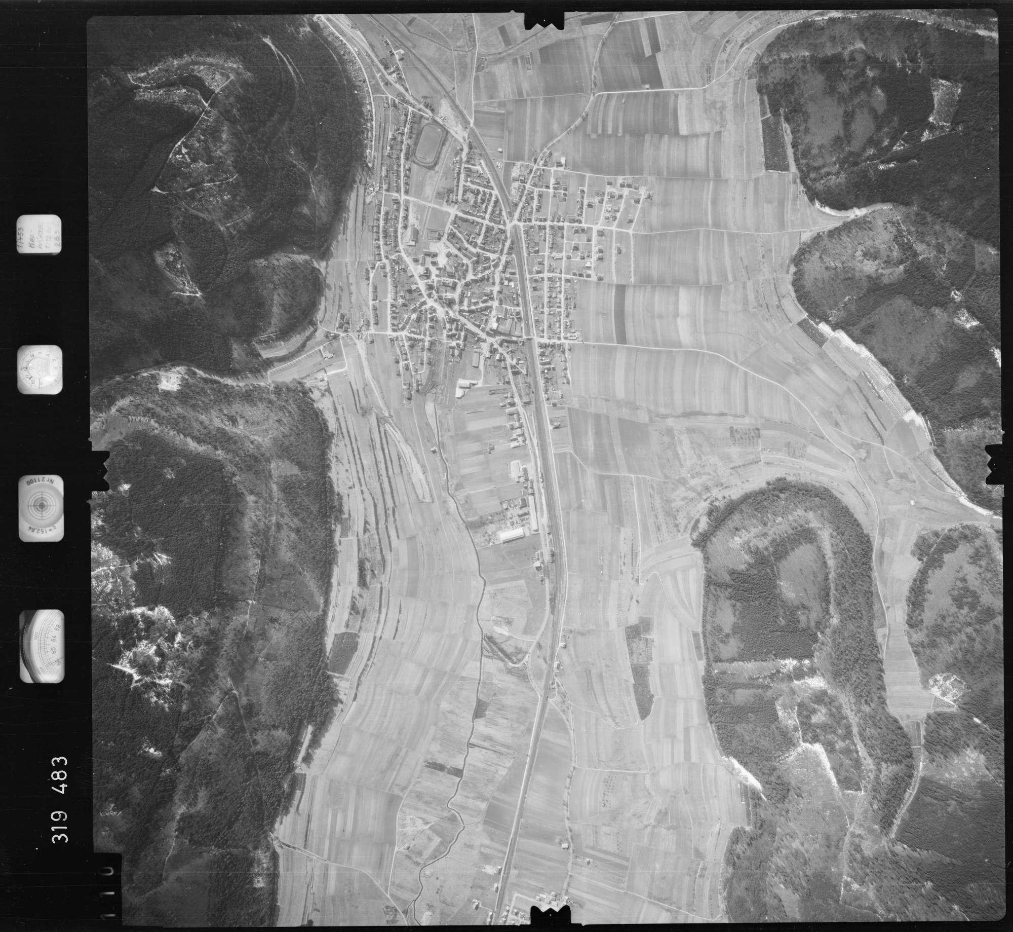 Luftbild: Film 57 Bildnr. 110, Bild 1