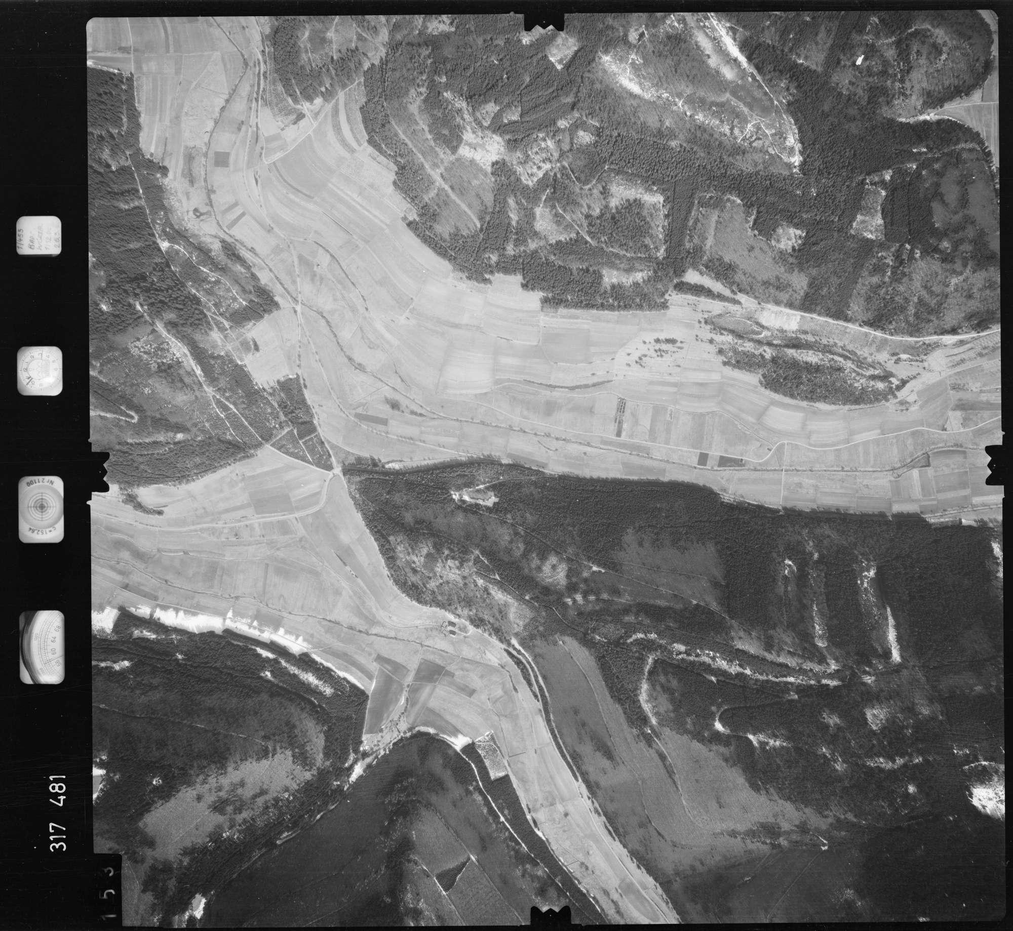 Luftbild: Film 57 Bildnr. 153, Bild 1