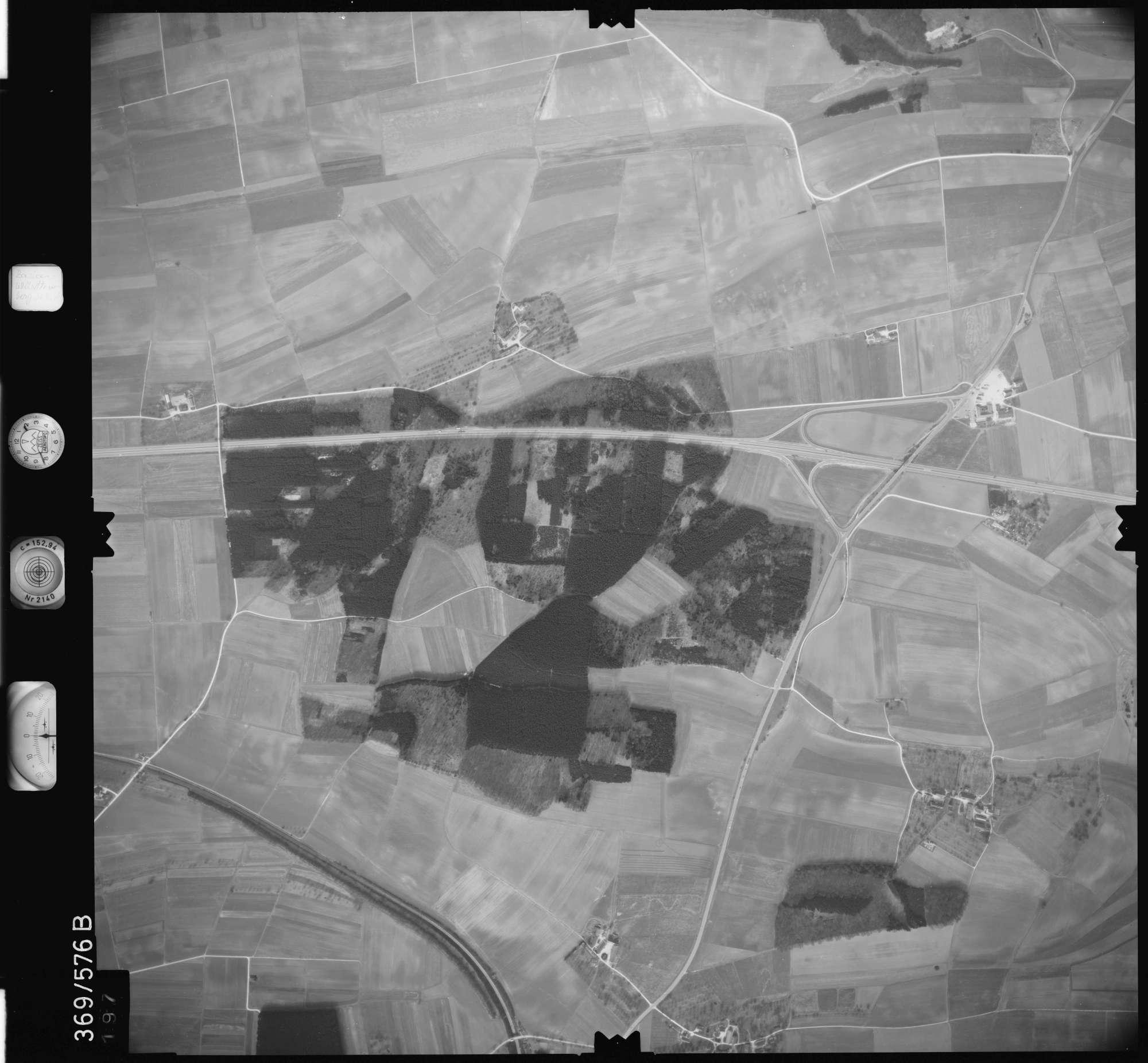 Luftbild: Film 35 Bildnr. 197, Bild 1