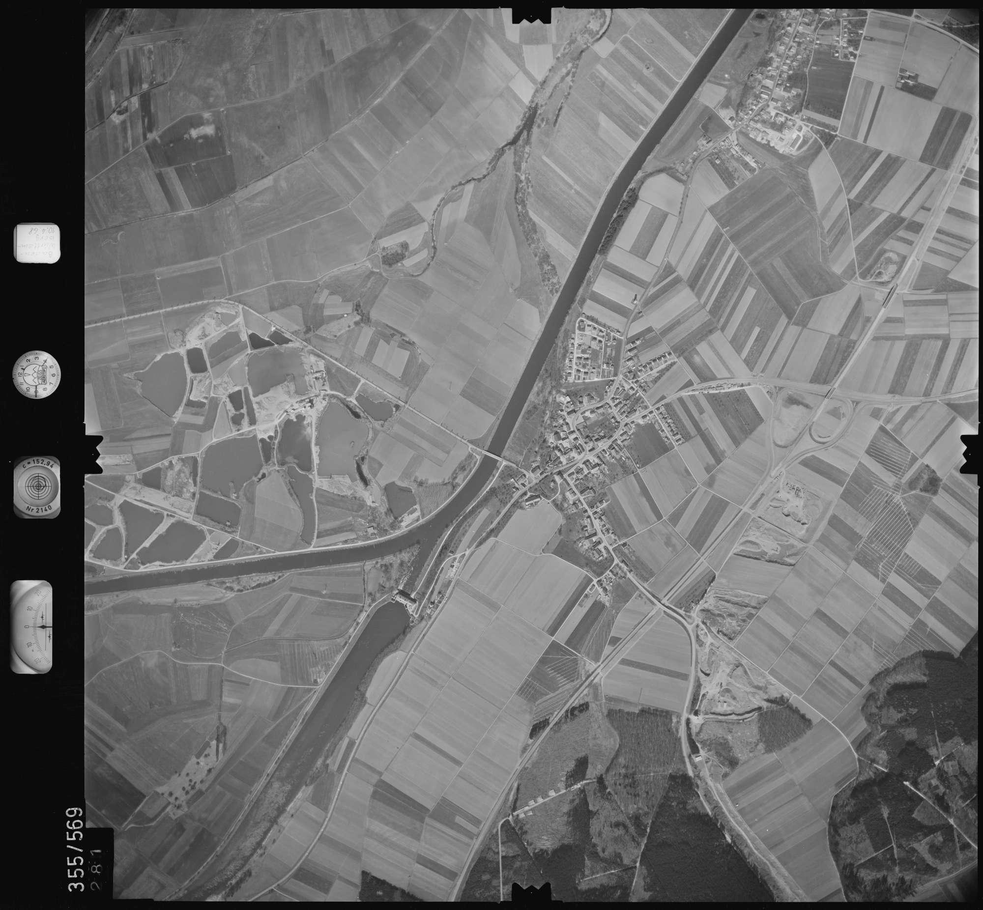 Luftbild: Film 38 Bildnr. 281, Bild 1