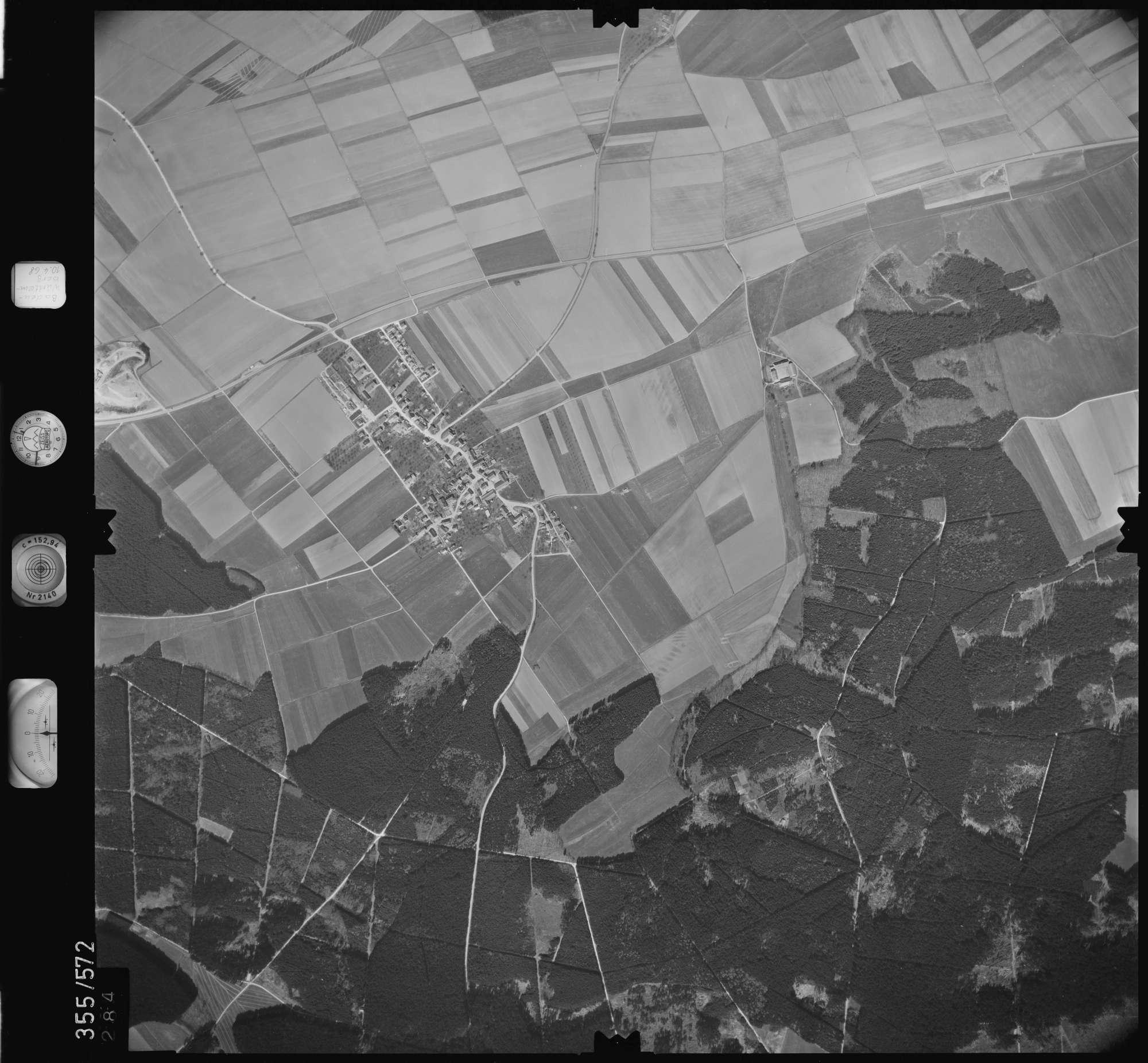 Luftbild: Film 38 Bildnr. 284, Bild 1