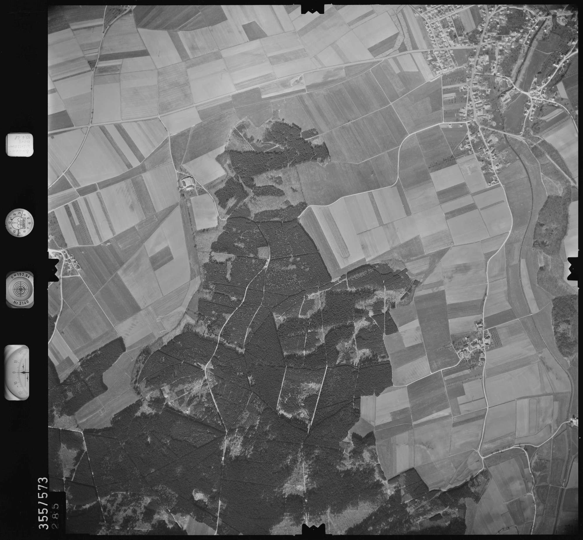 Luftbild: Film 38 Bildnr. 285, Bild 1