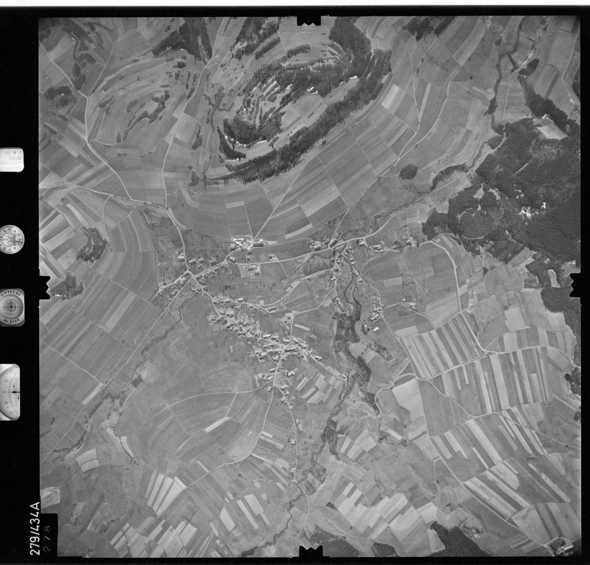 Luftbild: Film 78 Bildnr. 278, Bild 1