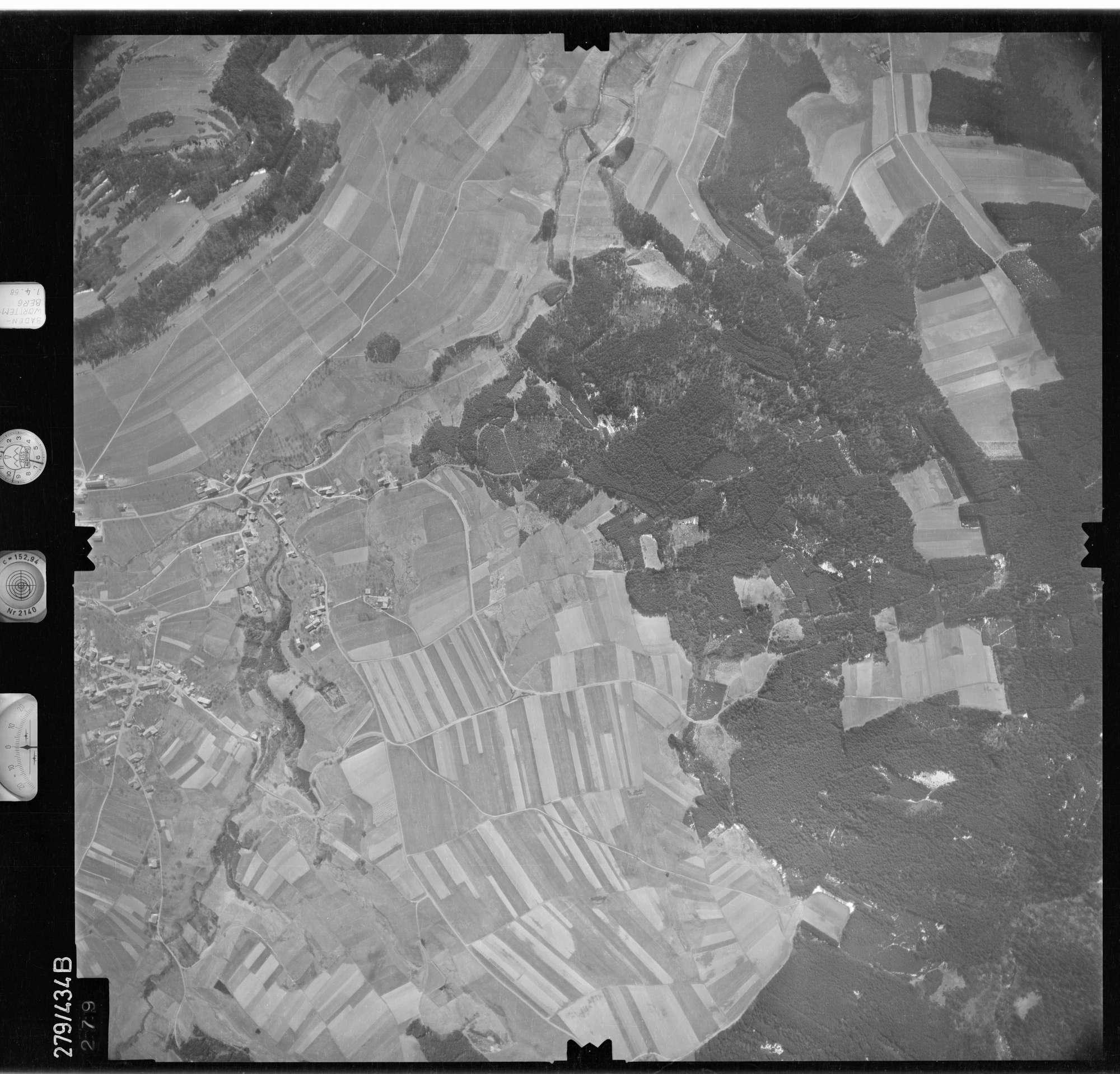 Luftbild: Film 78 Bildnr. 279, Bild 1