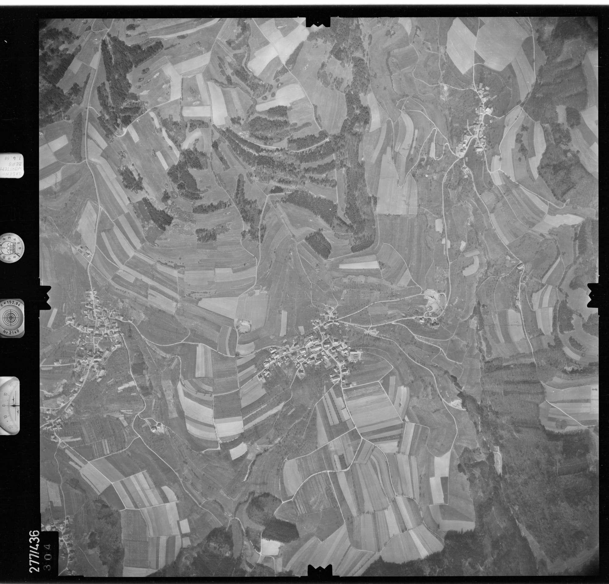 Luftbild: Film 81 Bildnr. 304, Bild 1