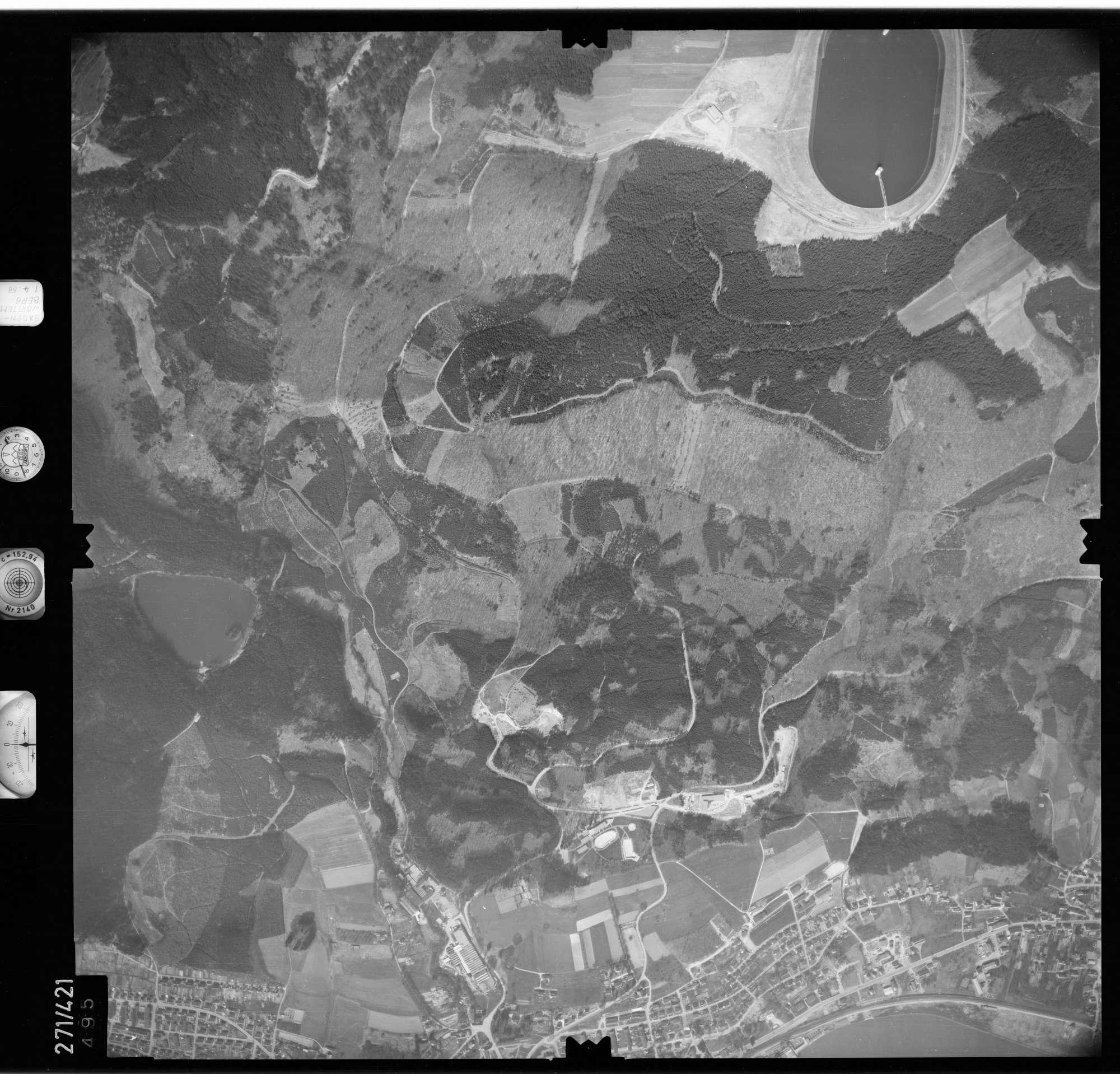 Luftbild: Film 81 Bildnr. 495, Bild 1