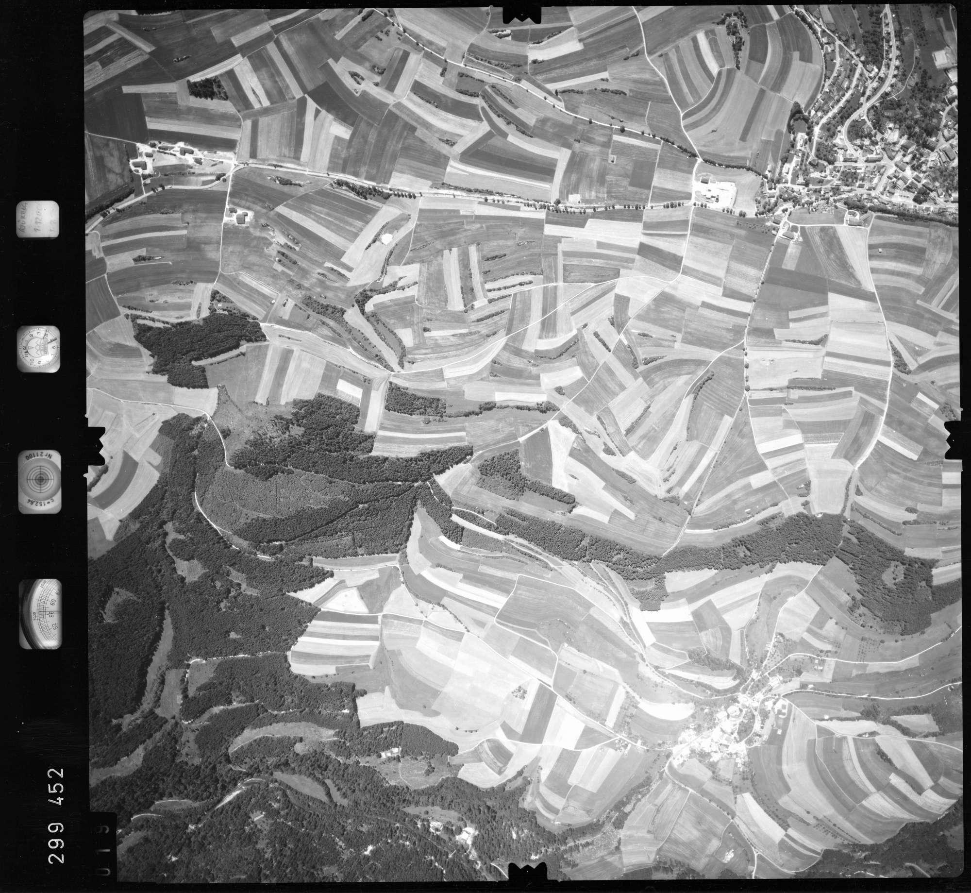 Luftbild: Film 55 Bildnr. 19, Bild 1