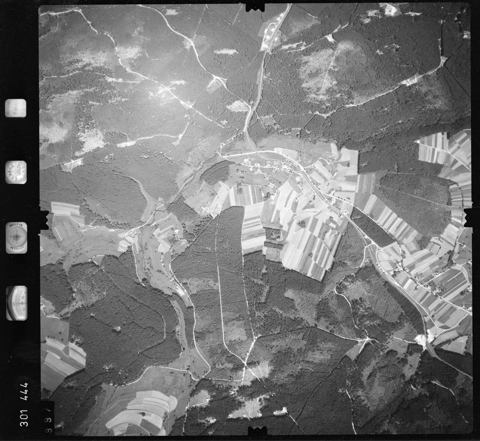 Luftbild: Film 55 Bildnr. 997, Bild 1