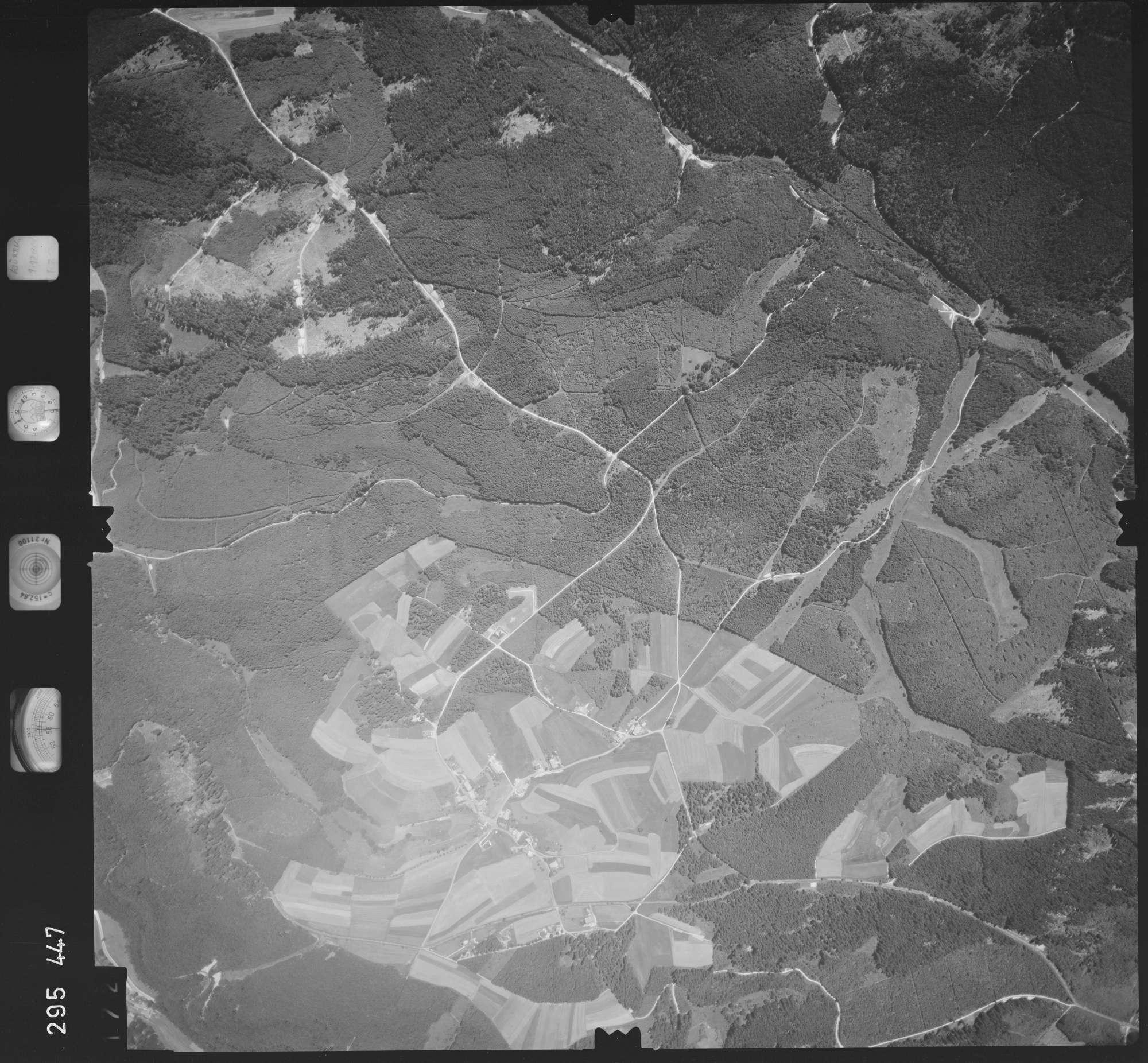 Luftbild: Film 68 Bildnr. 172, Bild 1