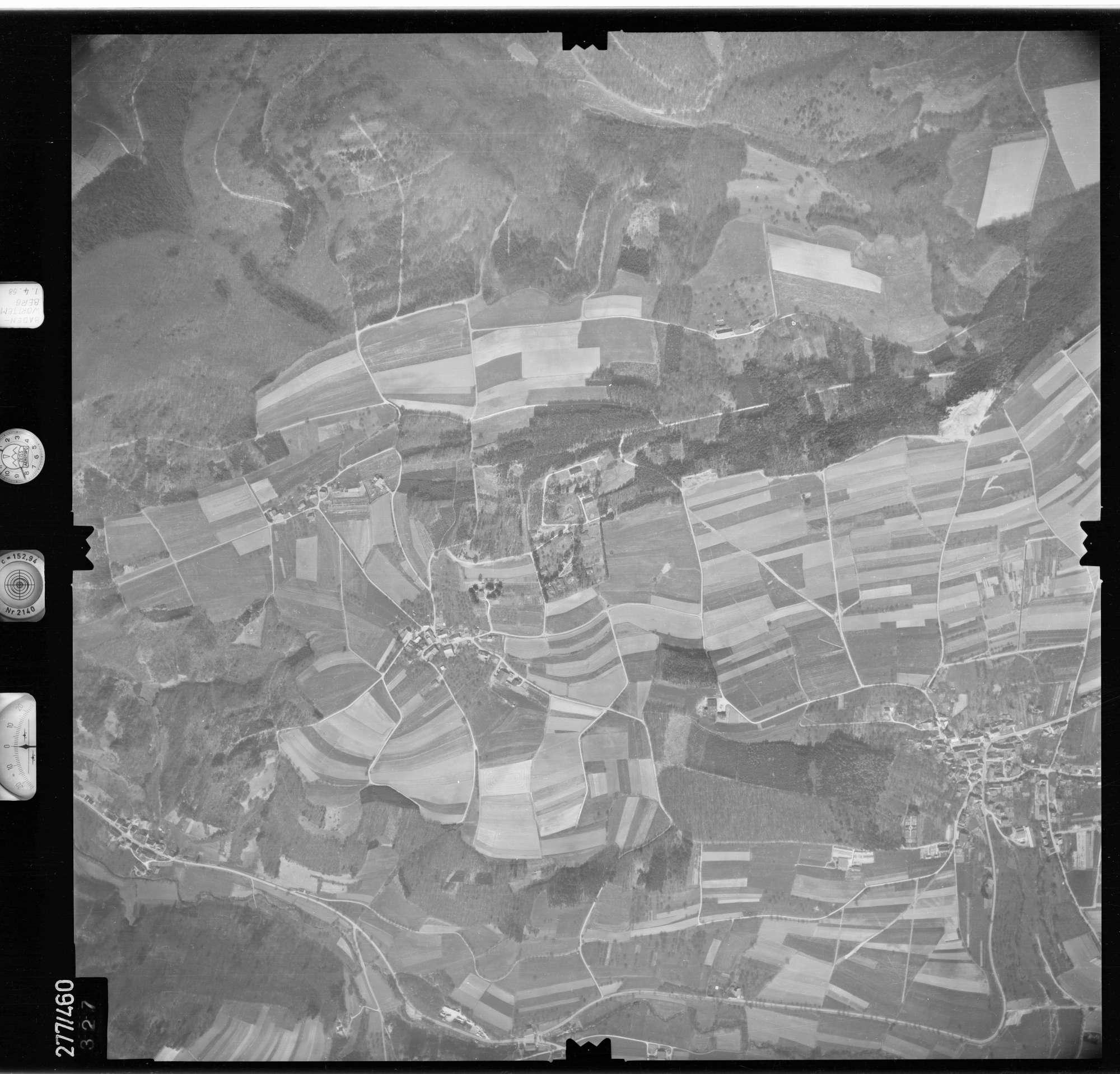 Luftbild: Film 81 Bildnr. 327, Bild 1