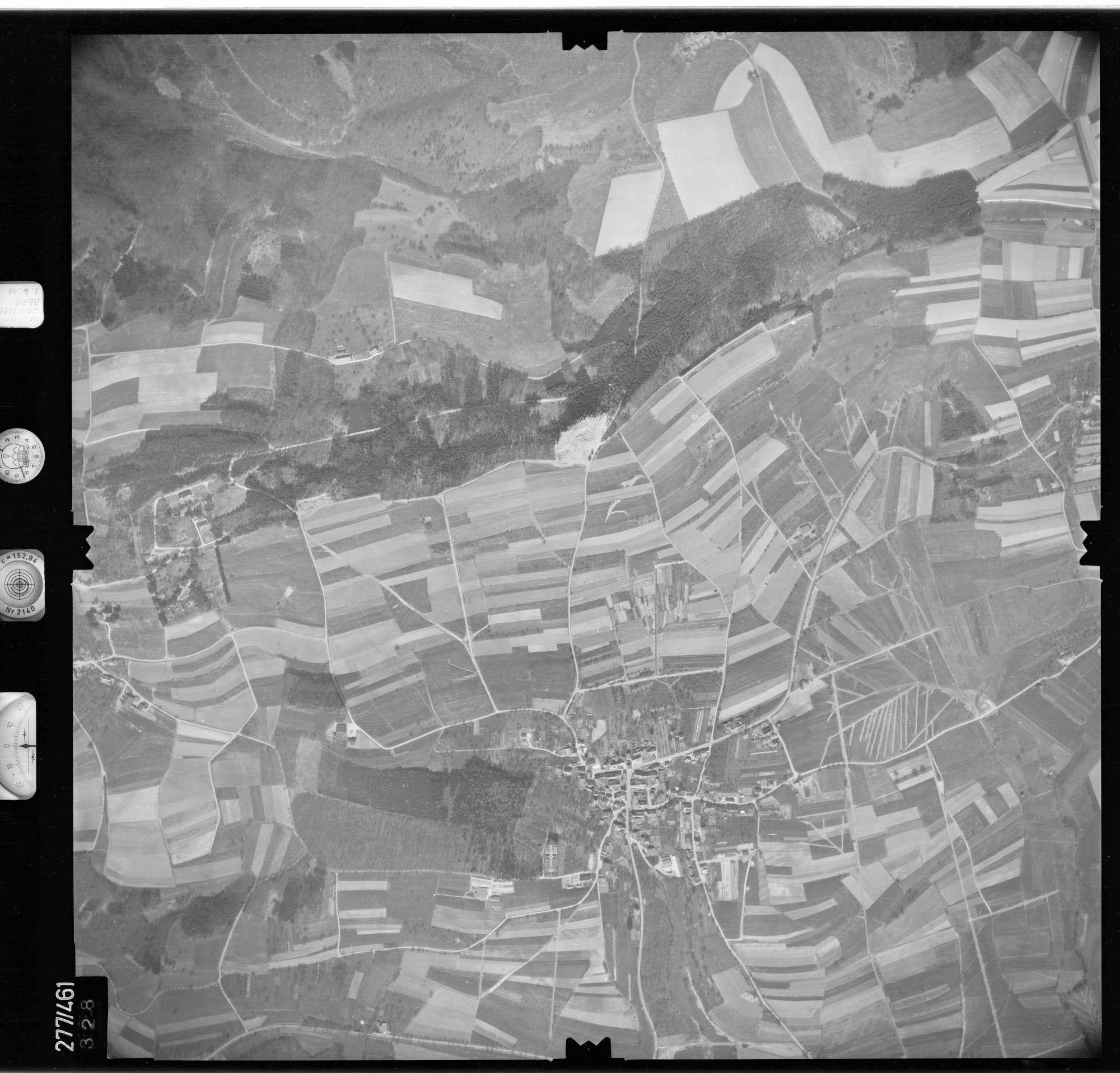 Luftbild: Film 81 Bildnr. 328, Bild 1